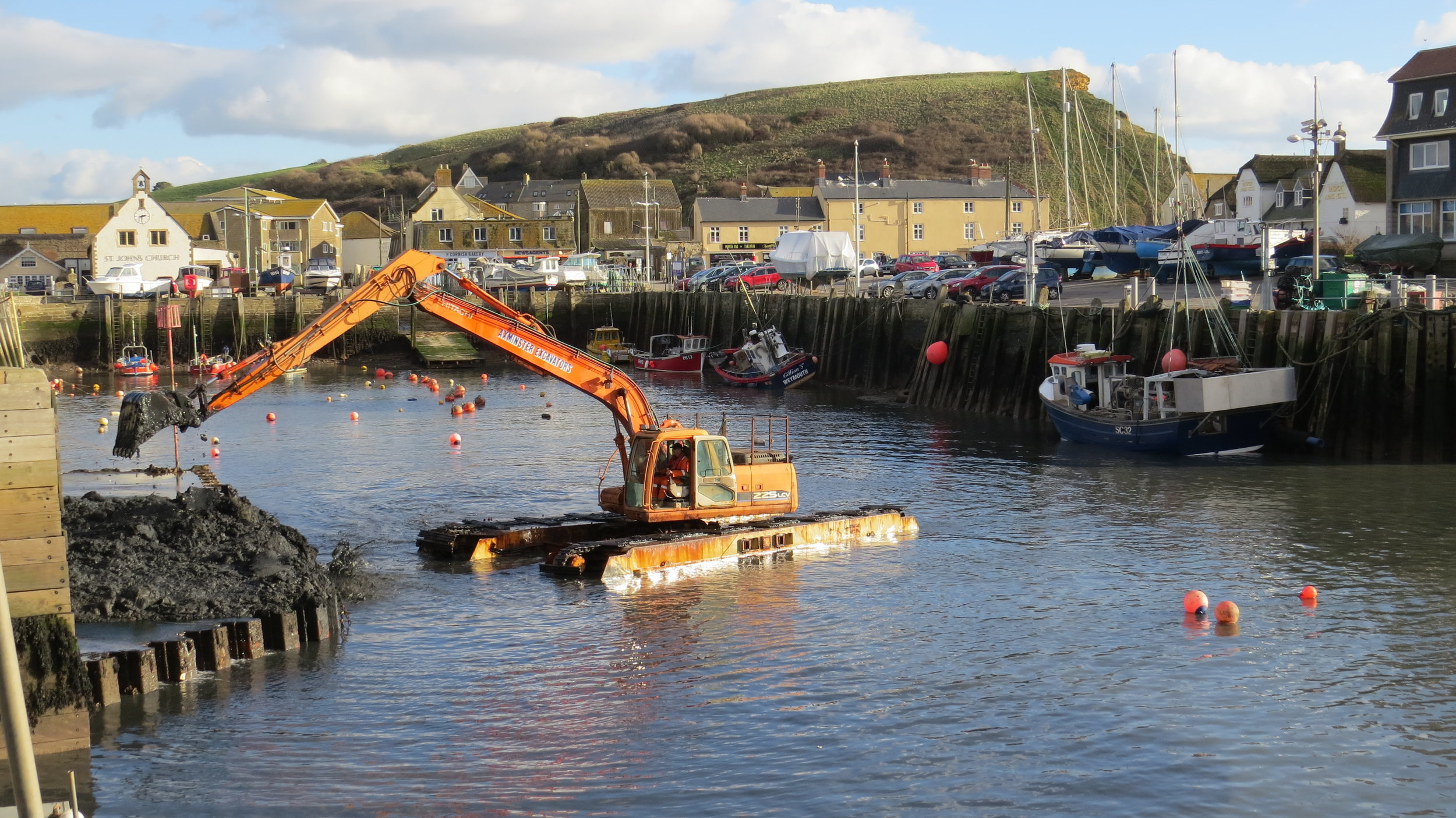 West Bay Dredging