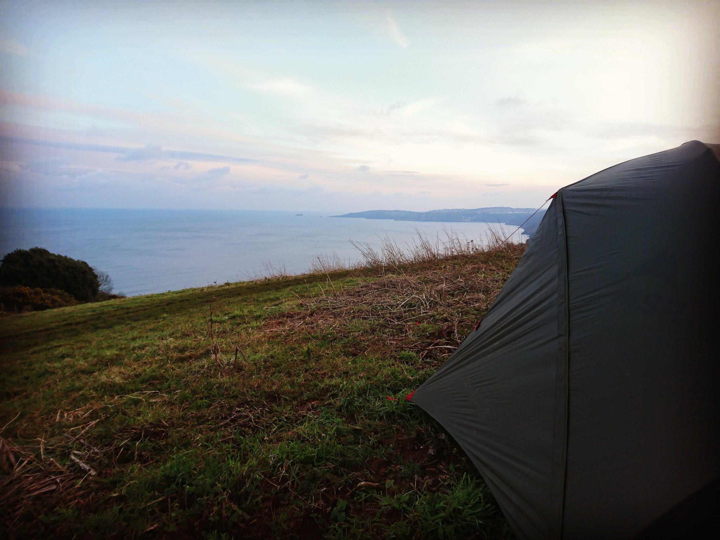 Scenic Pitch Site