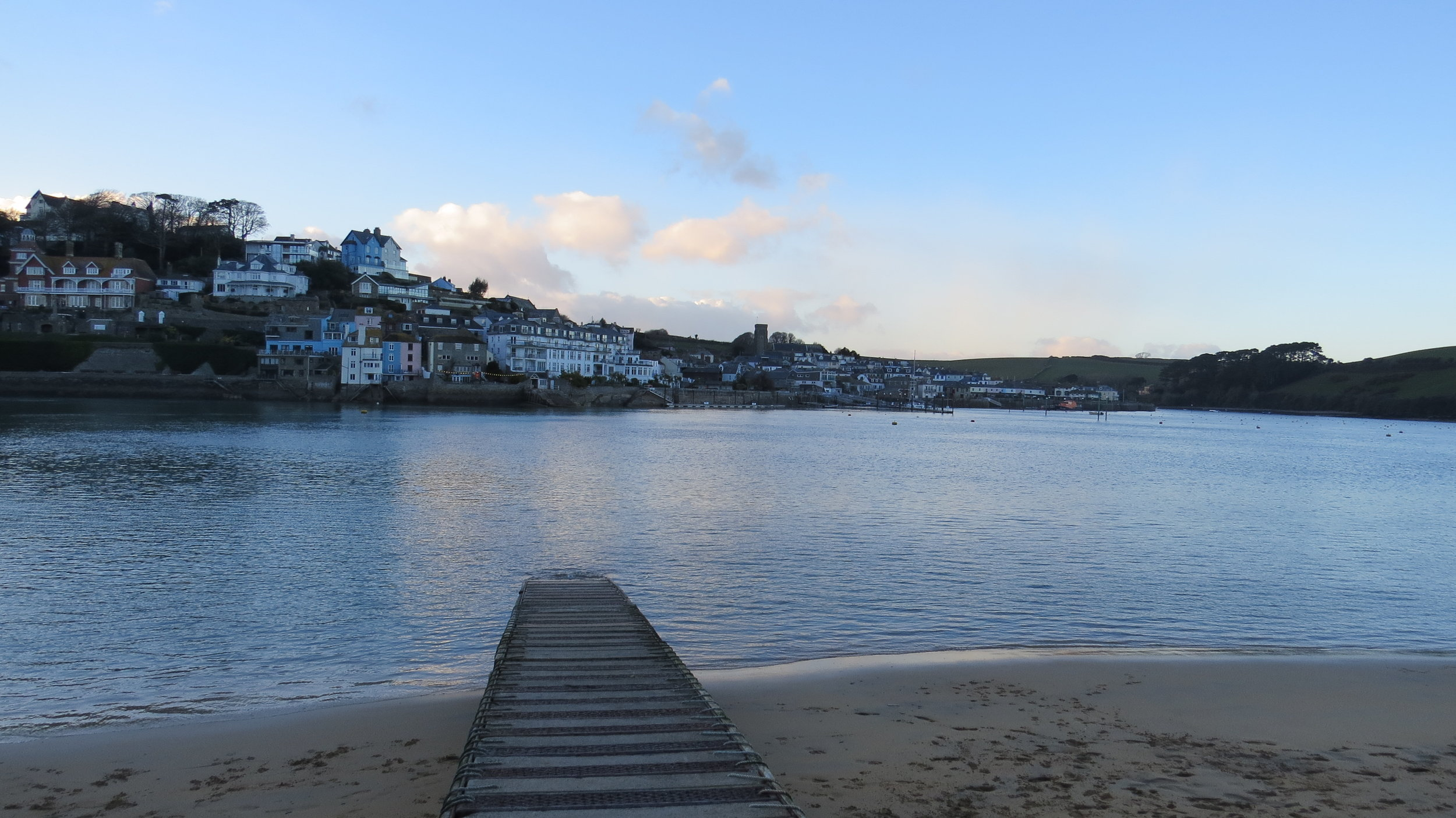 Jetty to Salcombe