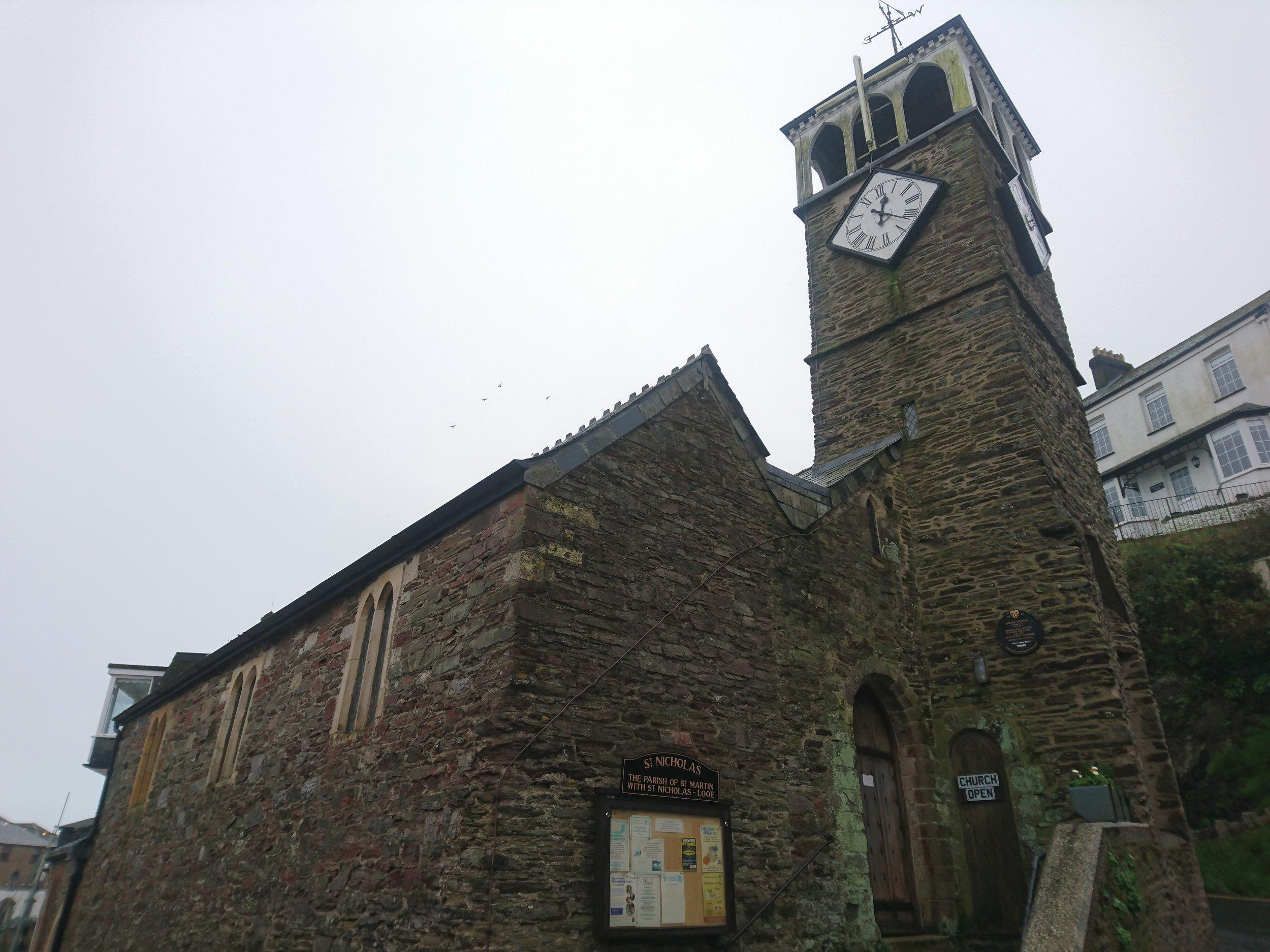 Church in Looe