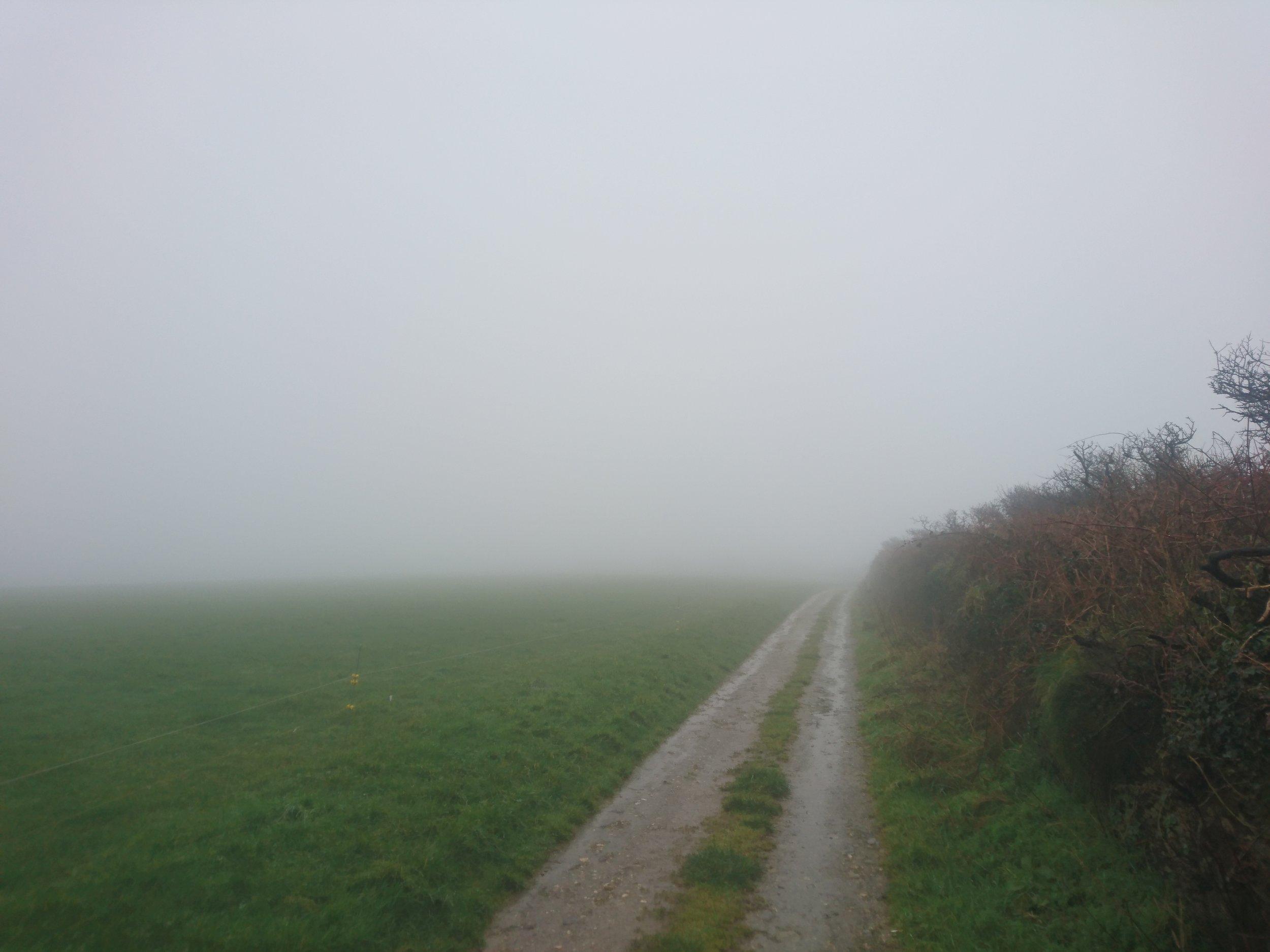Bleak Farm Track