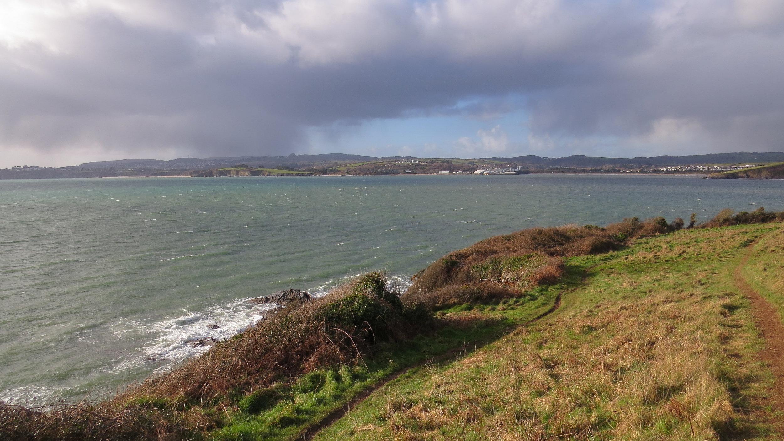 St Austell Bay