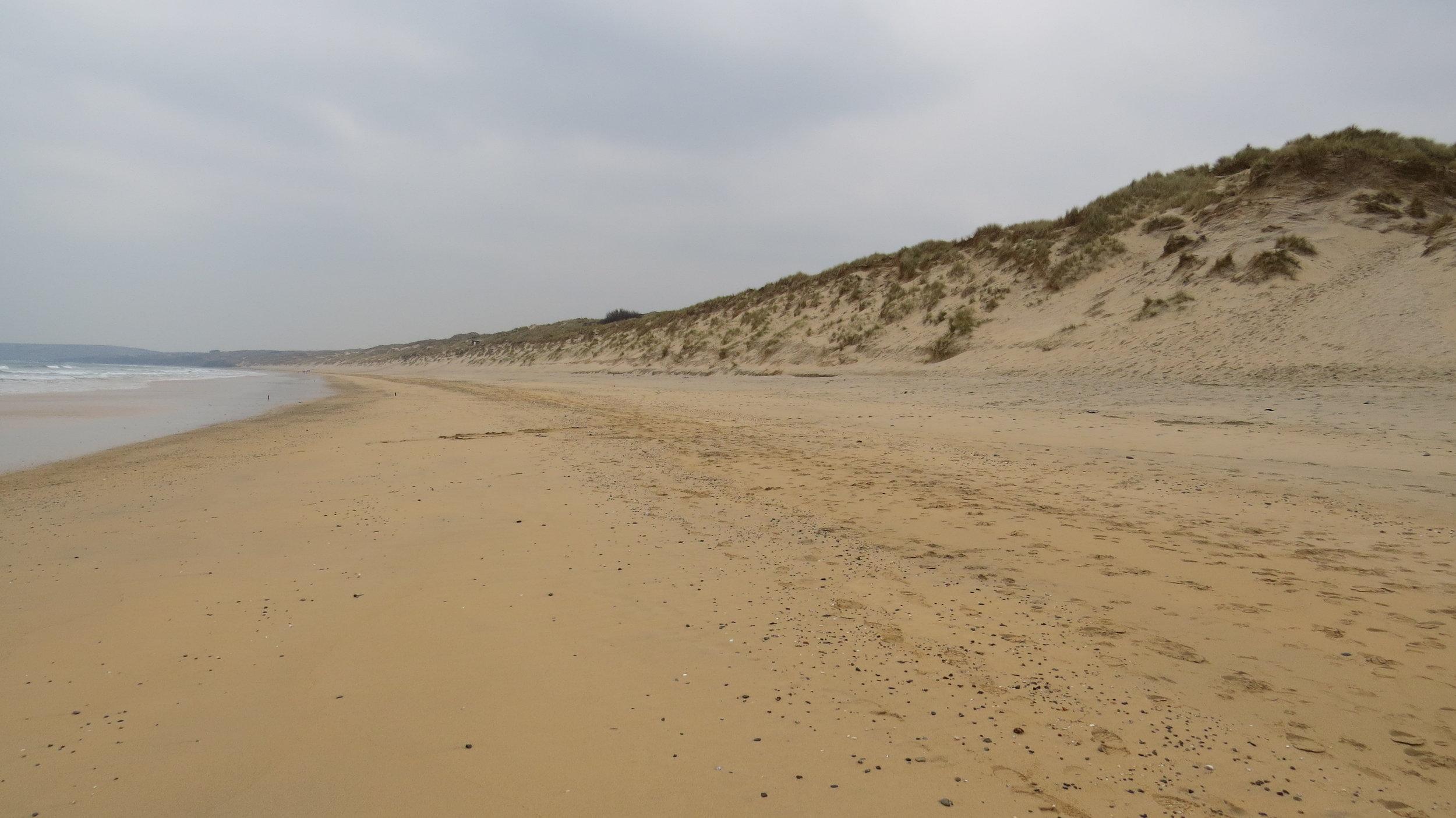 Gwithian Towan Beach