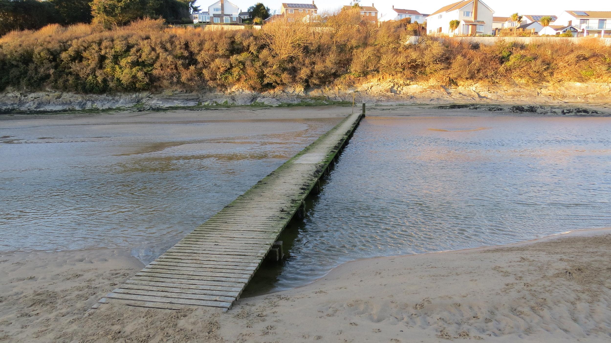 Gannel Footbridge