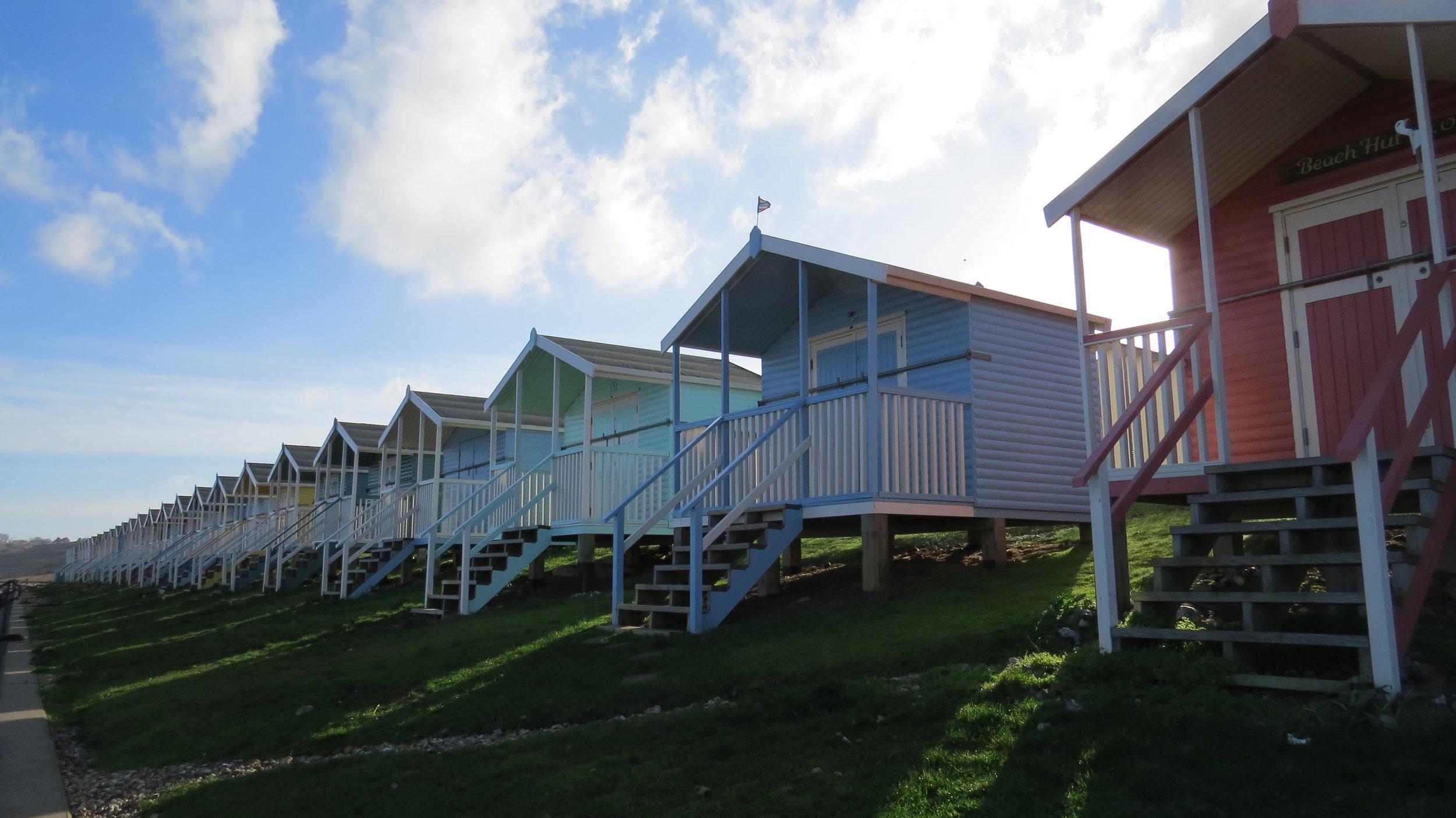 Minster Beach Huts
