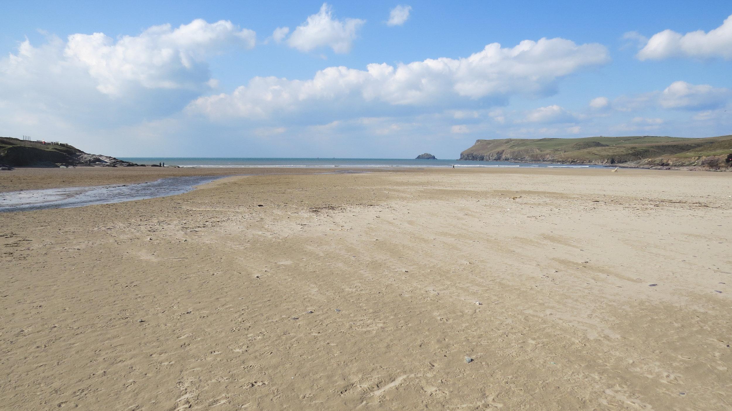 Polzeath Beach