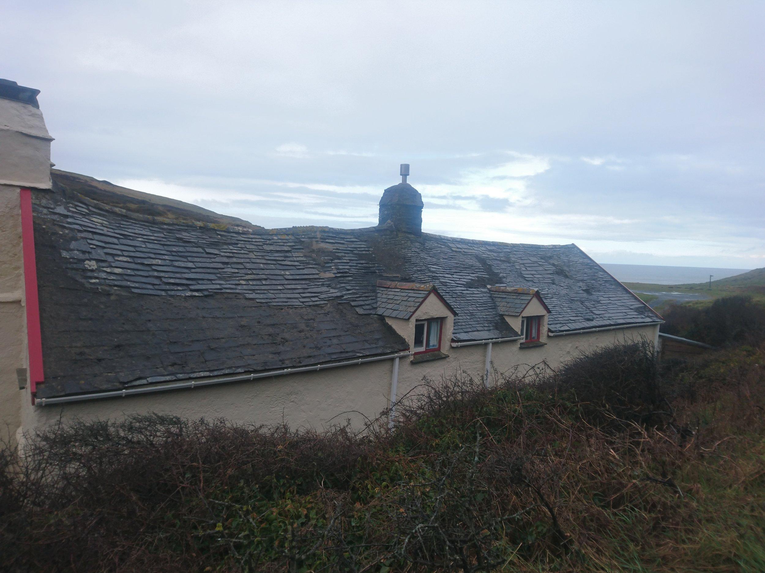 Rickety Roof