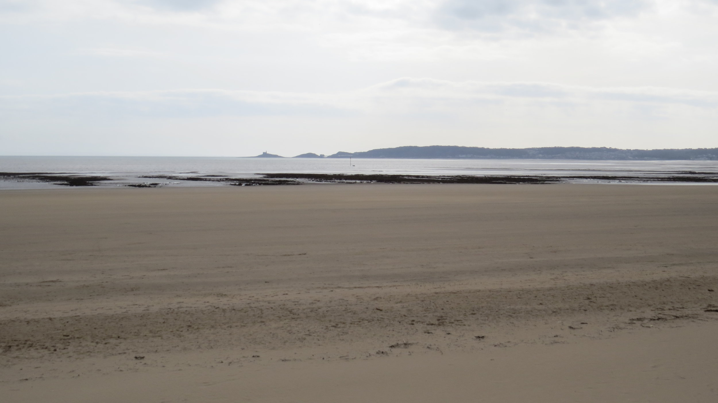 Looking Towards the Mumbles