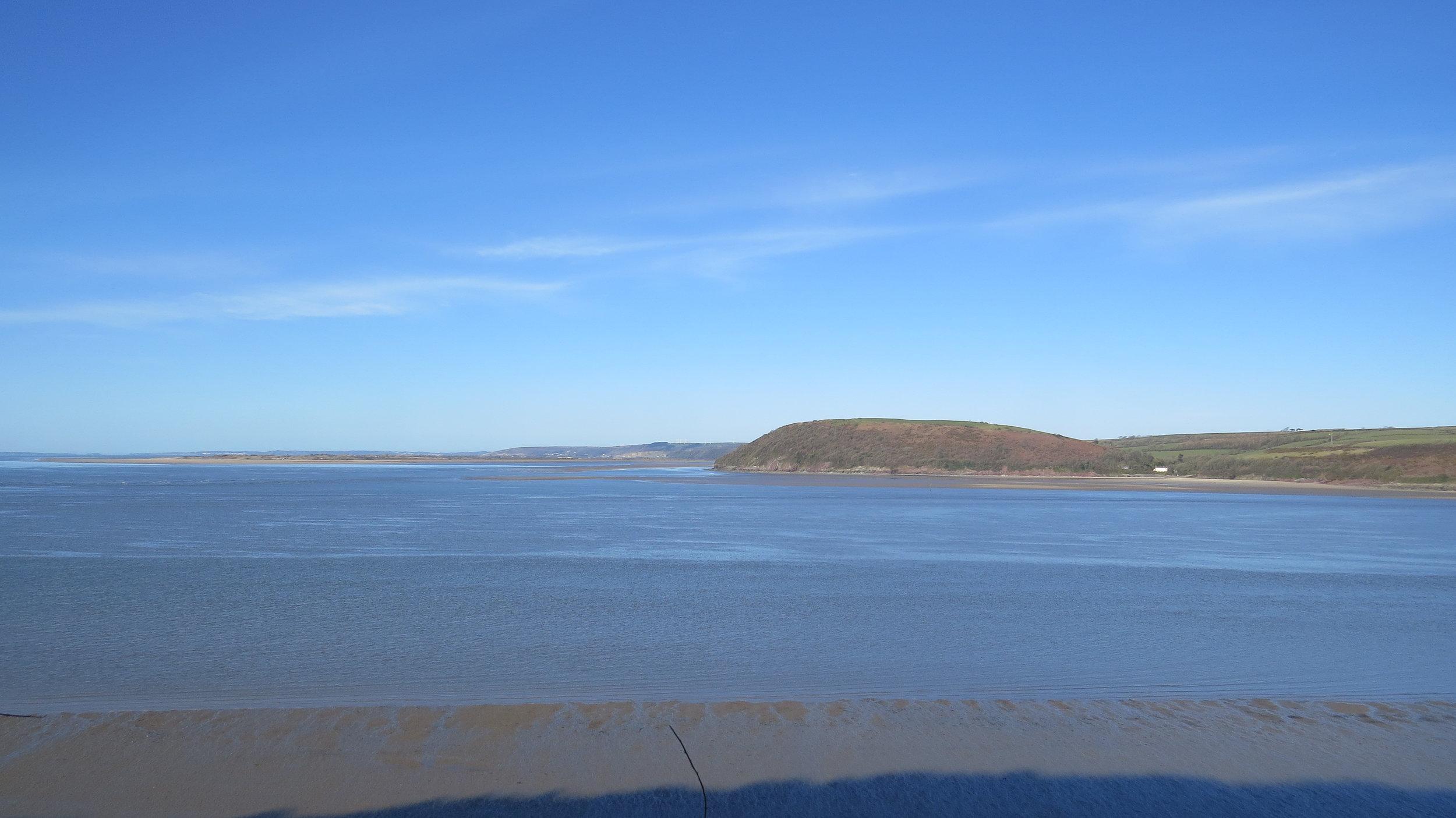 View over Estuary