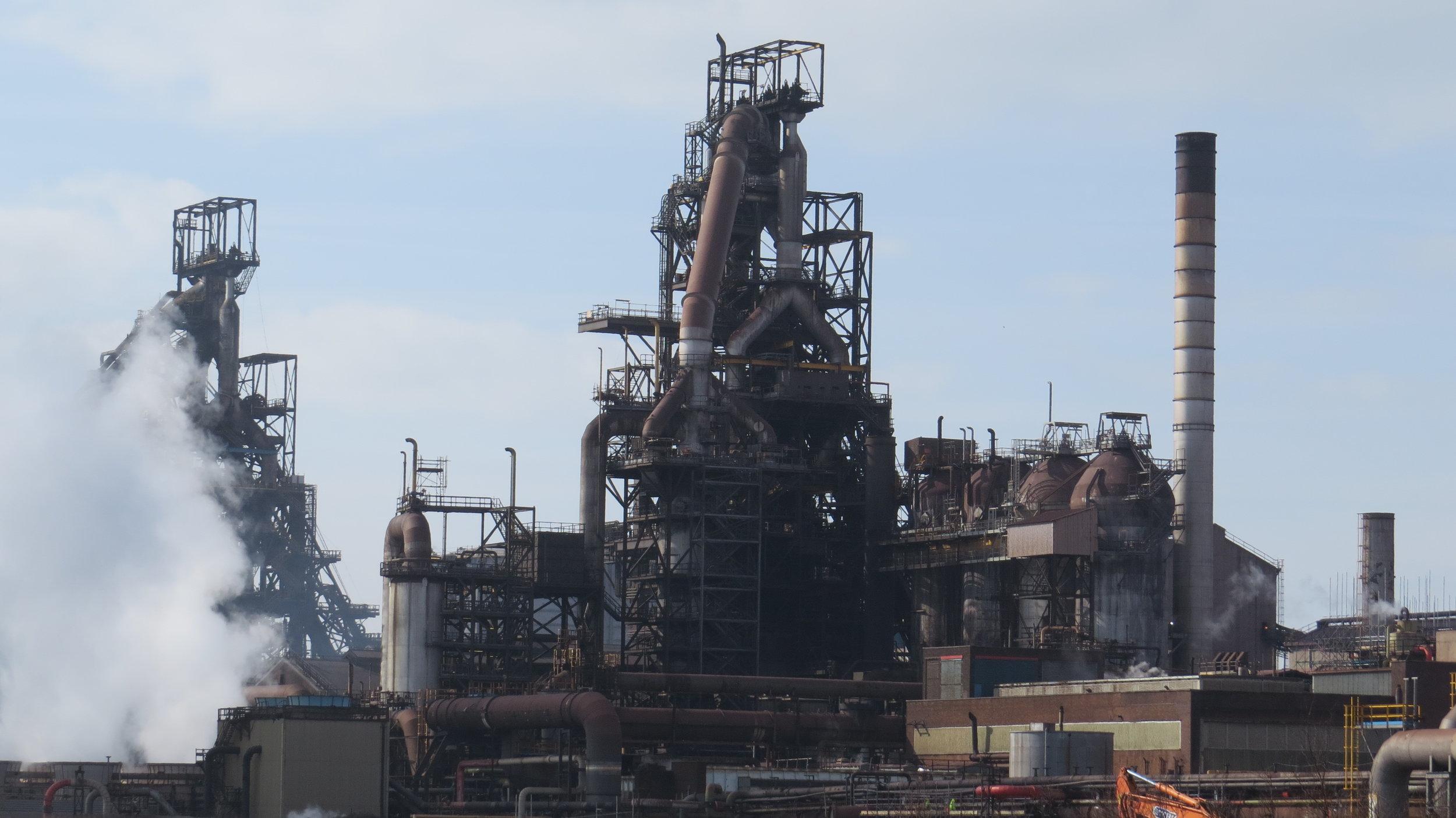 Industrial Building Port Talbot