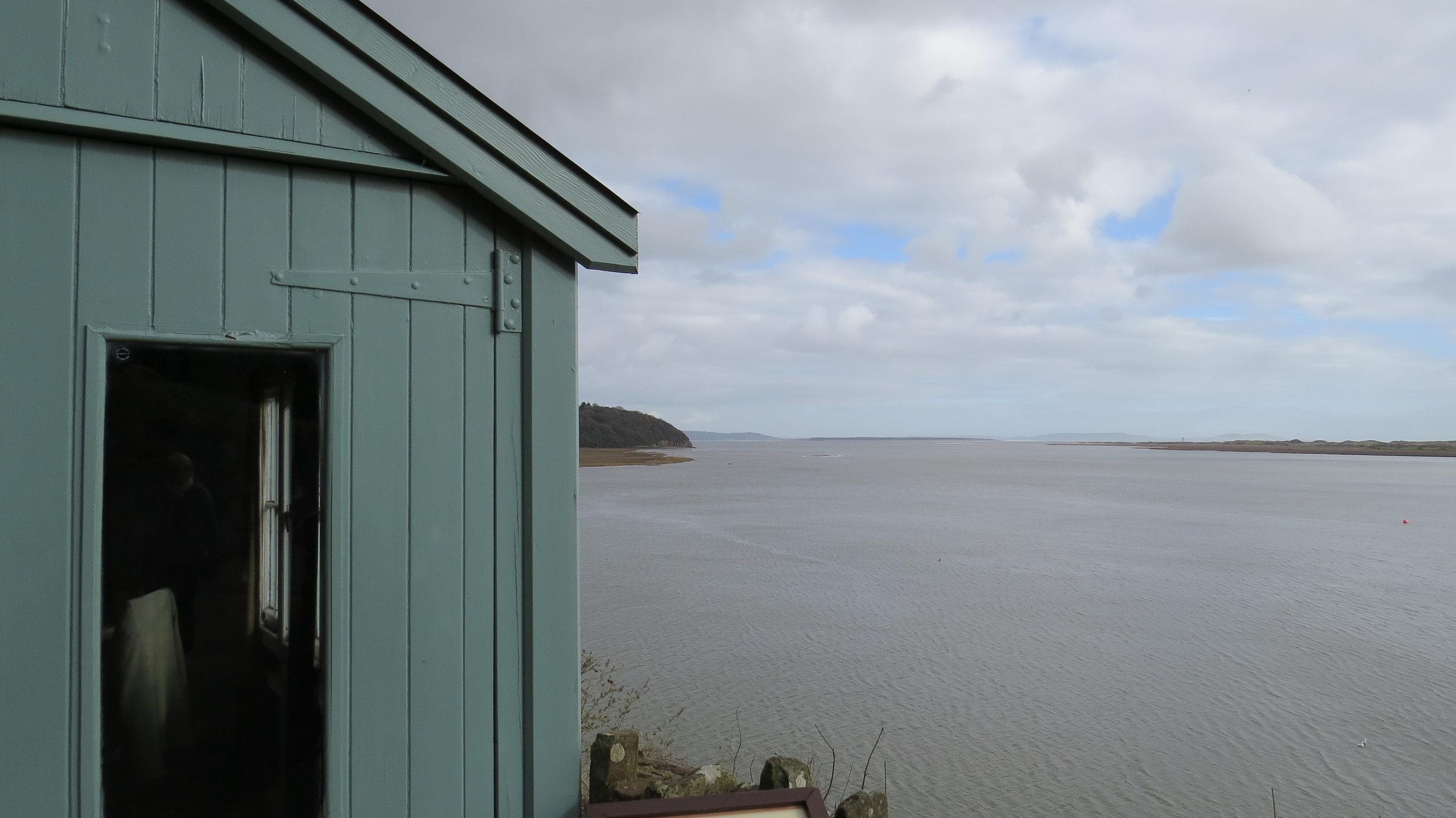 Dylan Thomas' Boathouse
