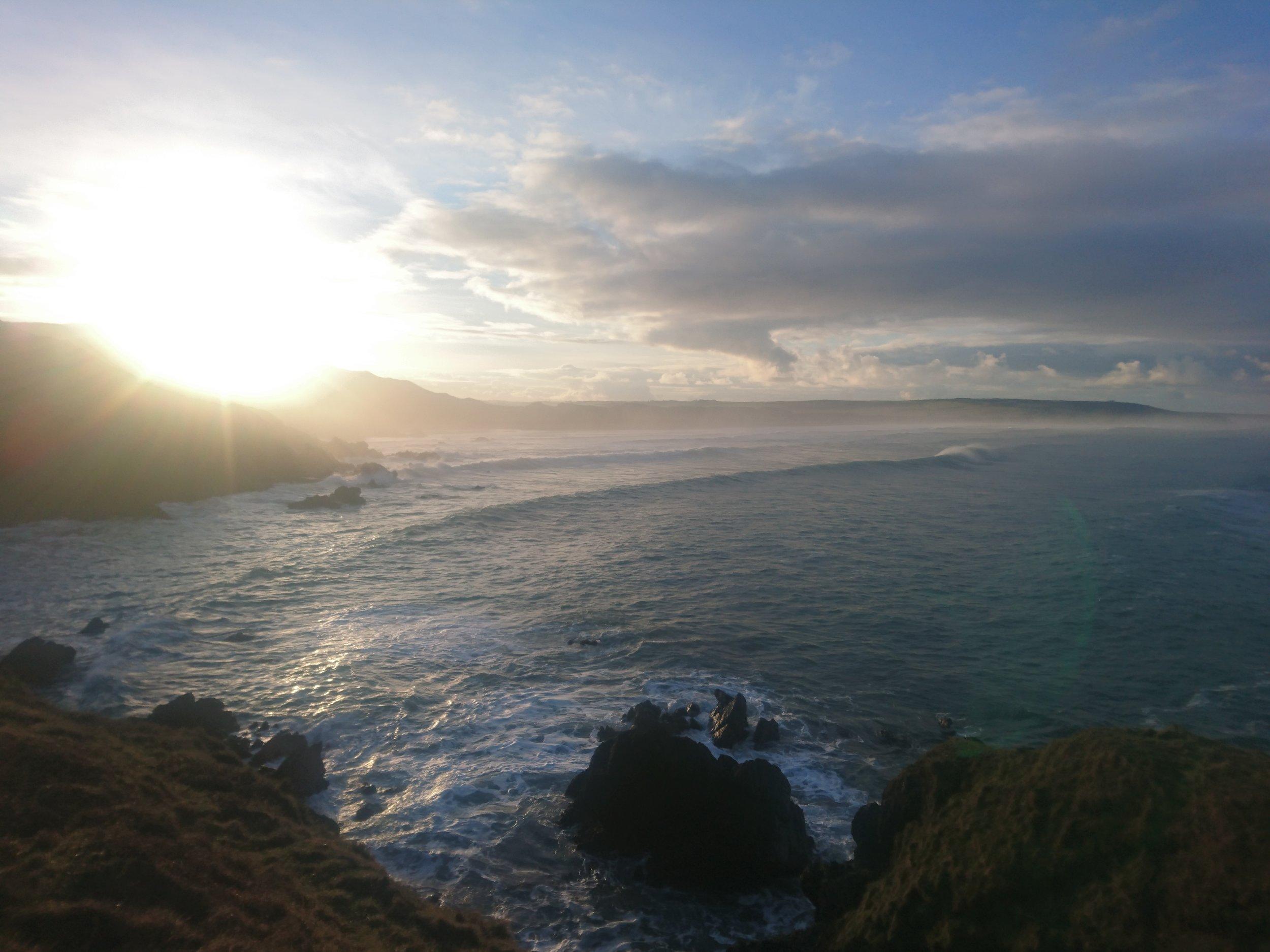 Freshwater West Sunrise