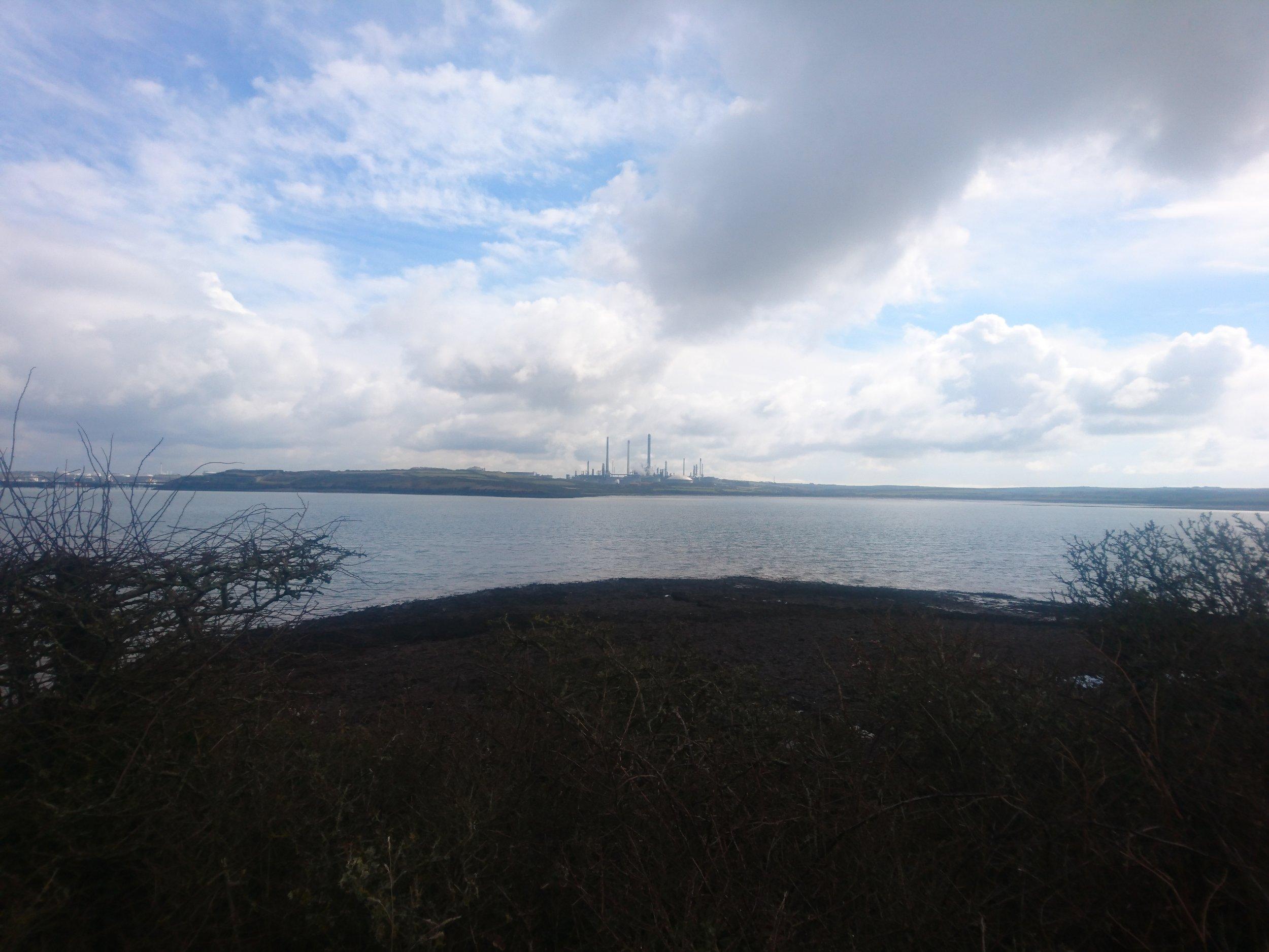 Pembroke Oil Refinery I