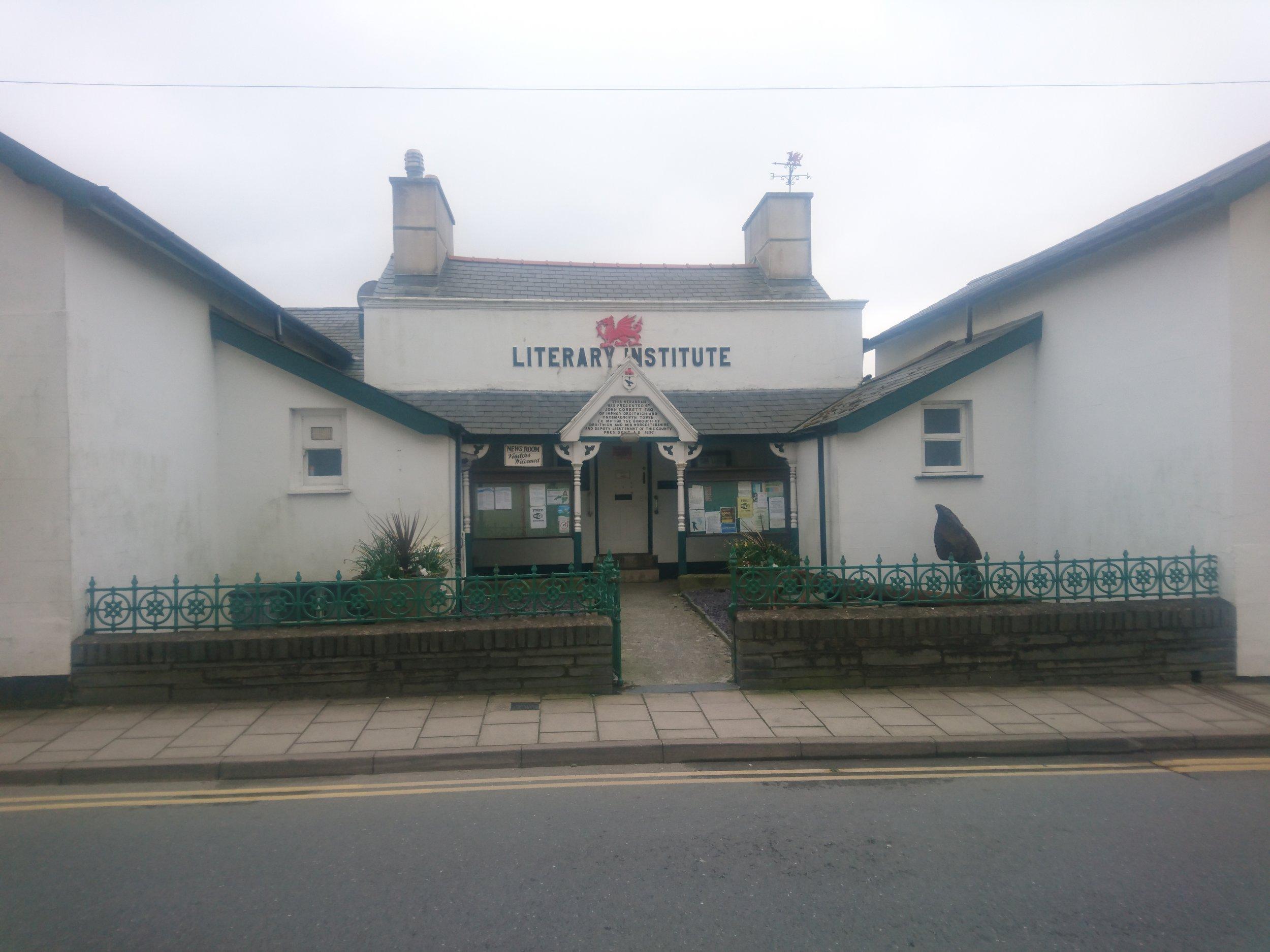 Aberdovey Literary Institute