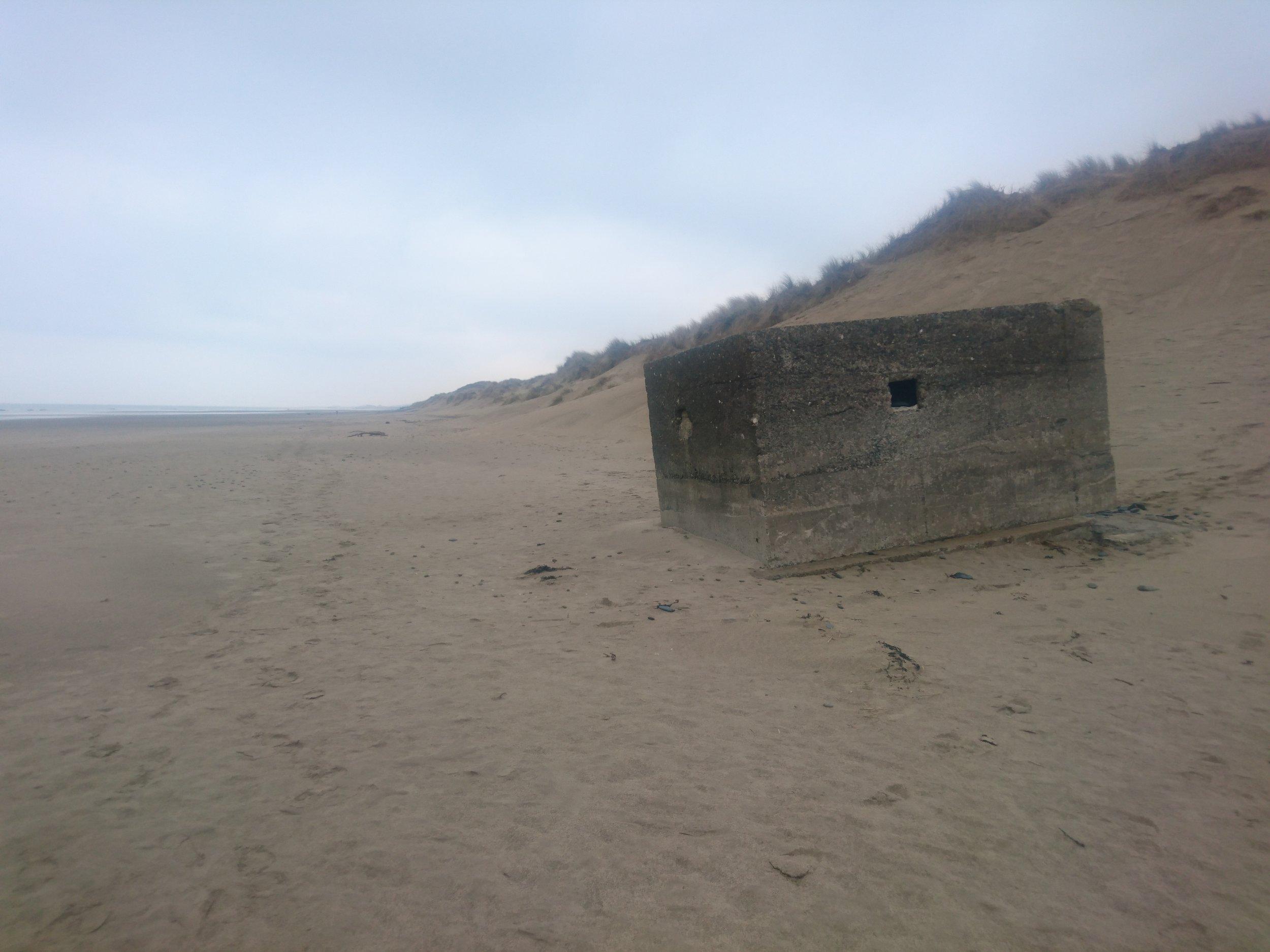 Pillbox on Sands