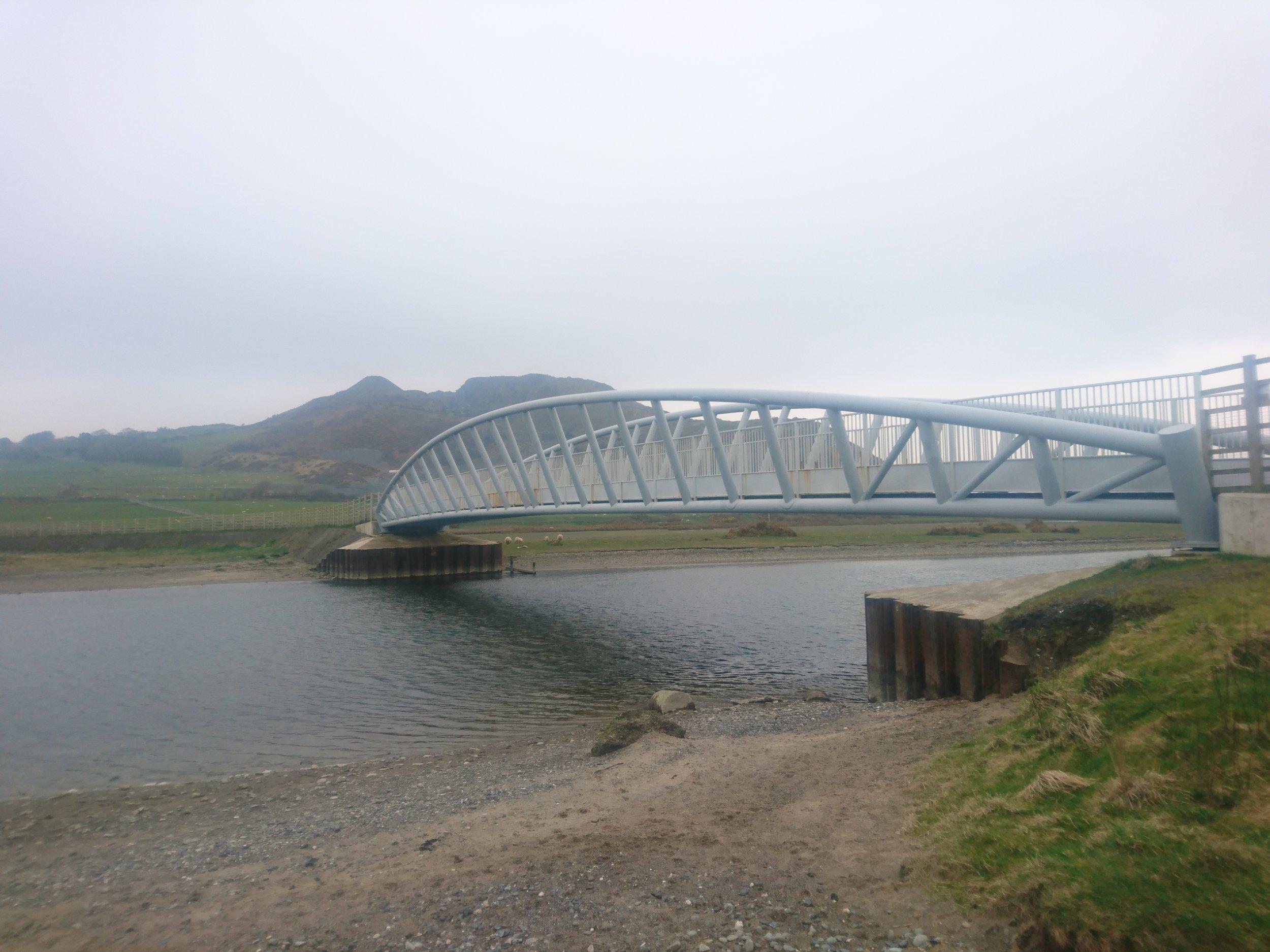 Dysynni Footbridge