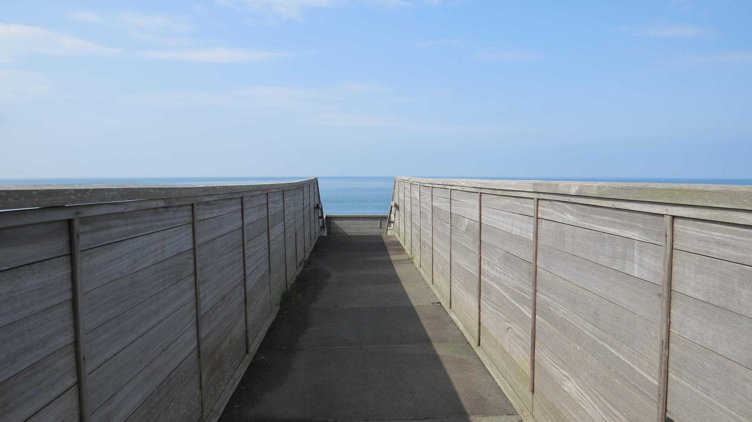 Bridge to the Sea