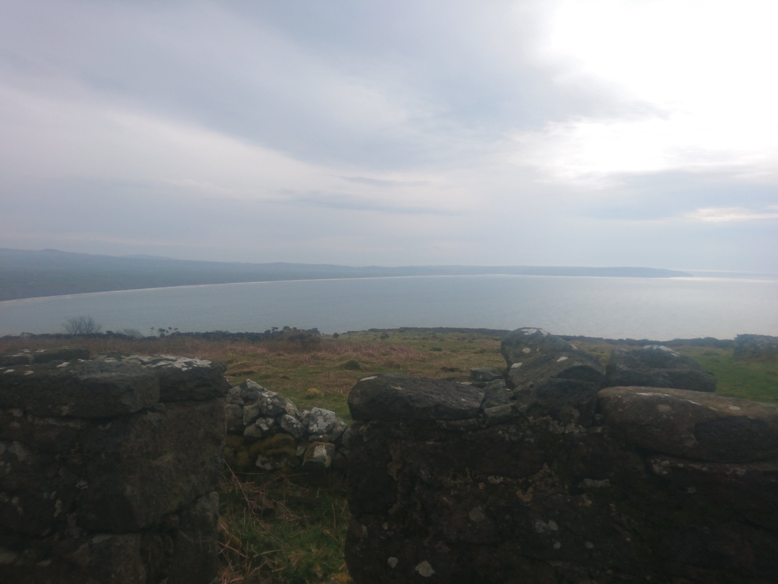 View from a Ruin