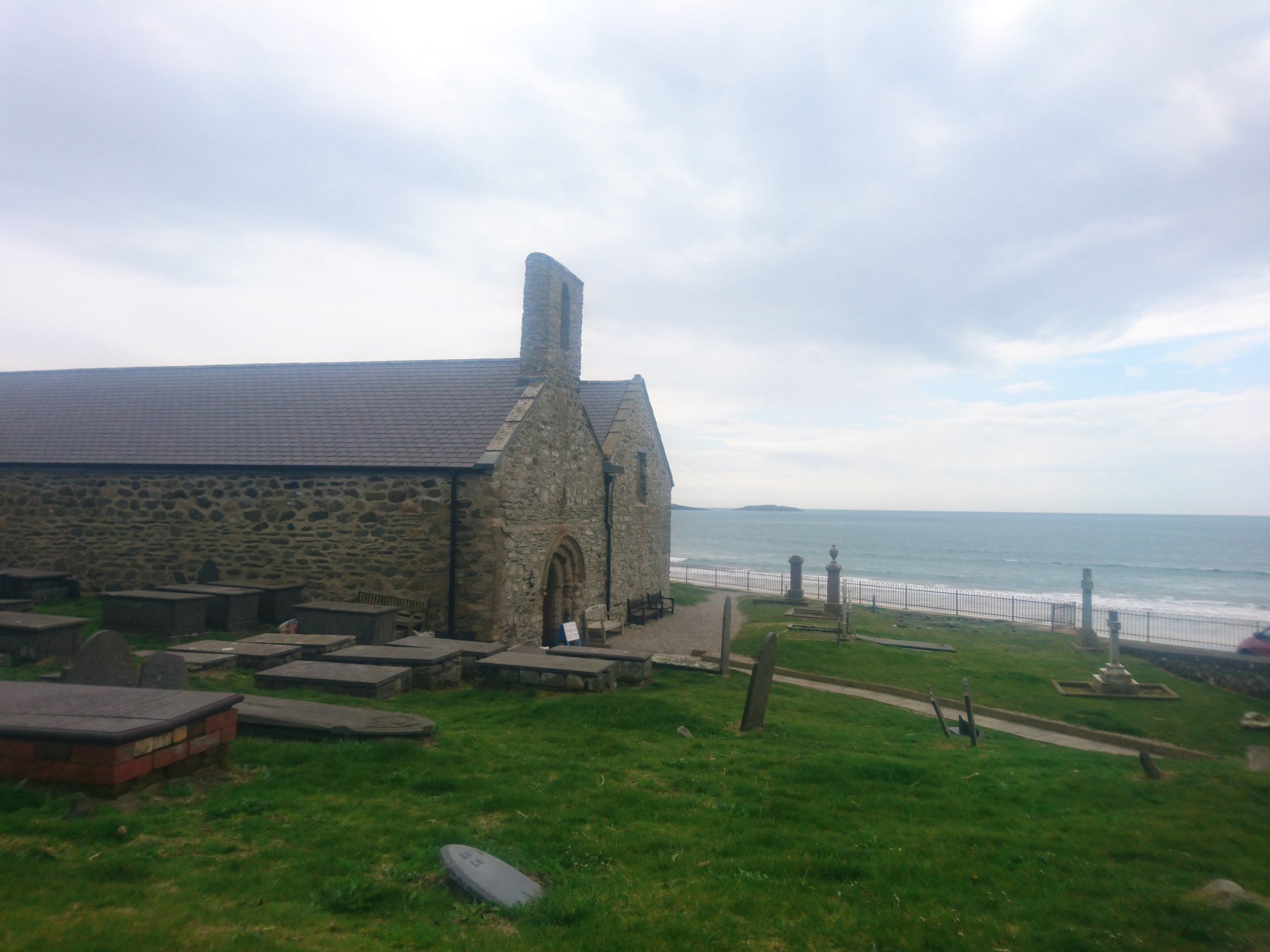 St Hywyn's Church