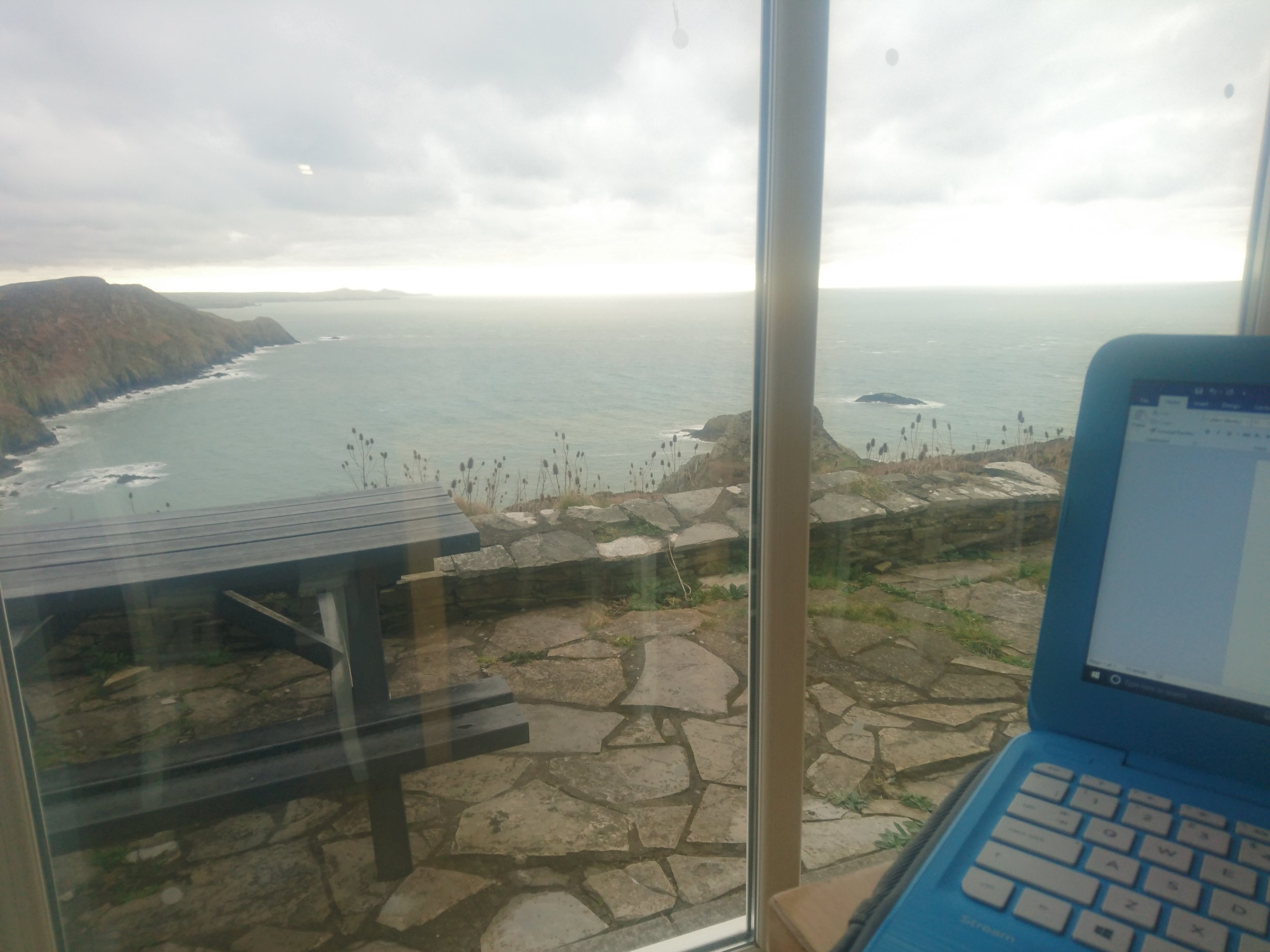 Admin with a View
