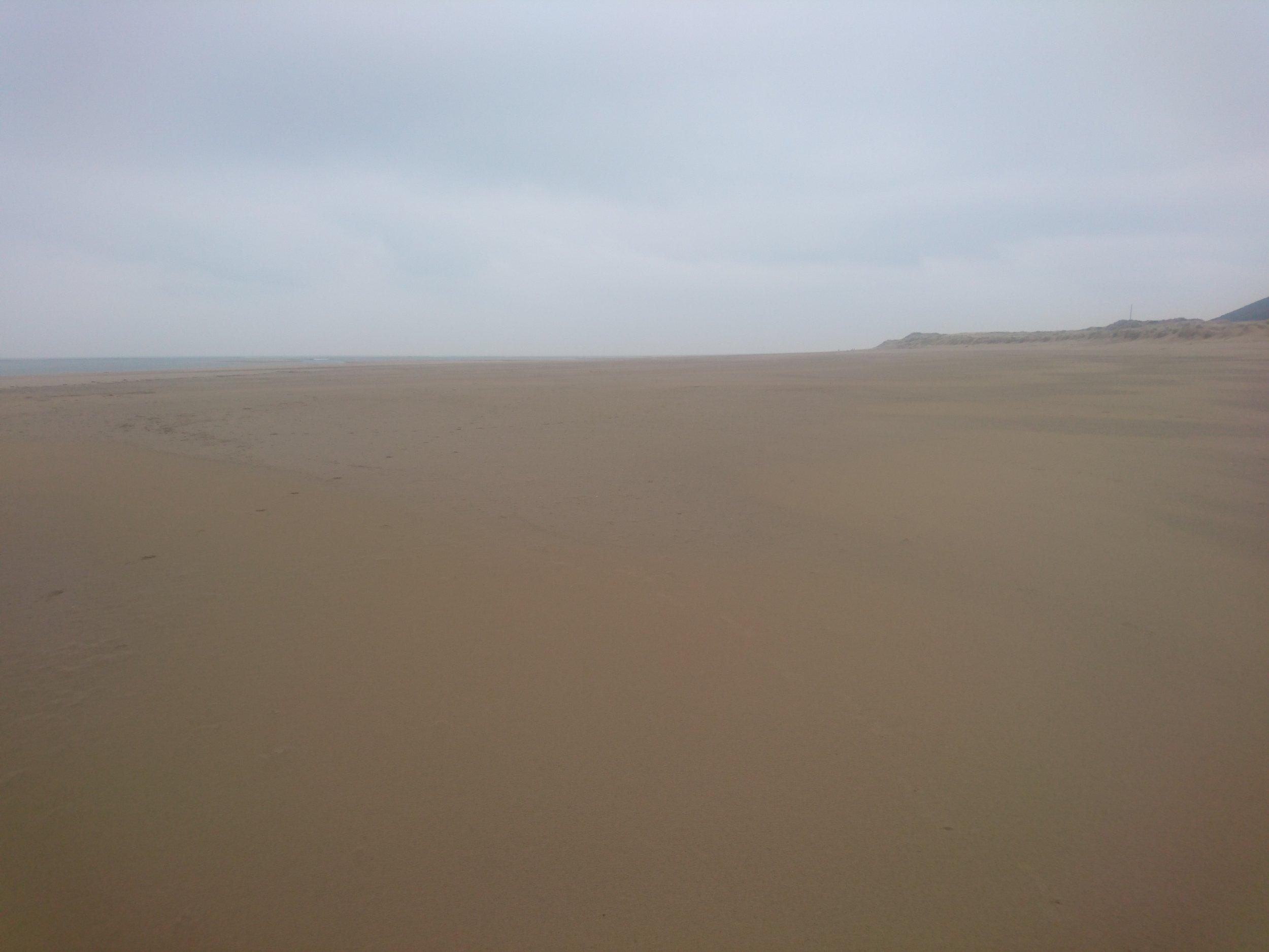 Aberdovey Sands
