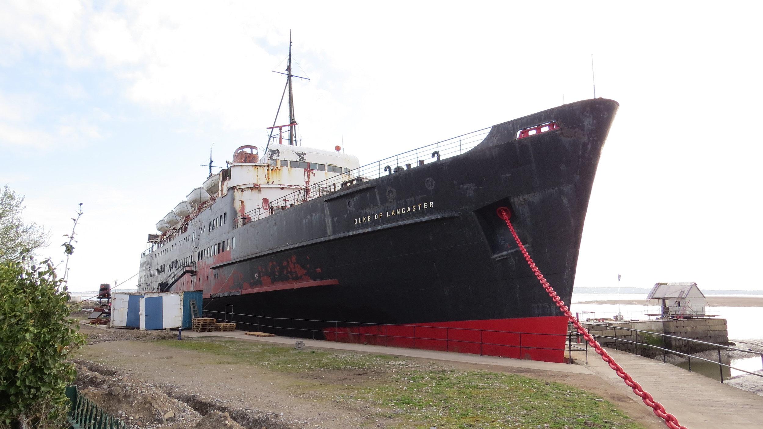Duke of Lancaster Ship
