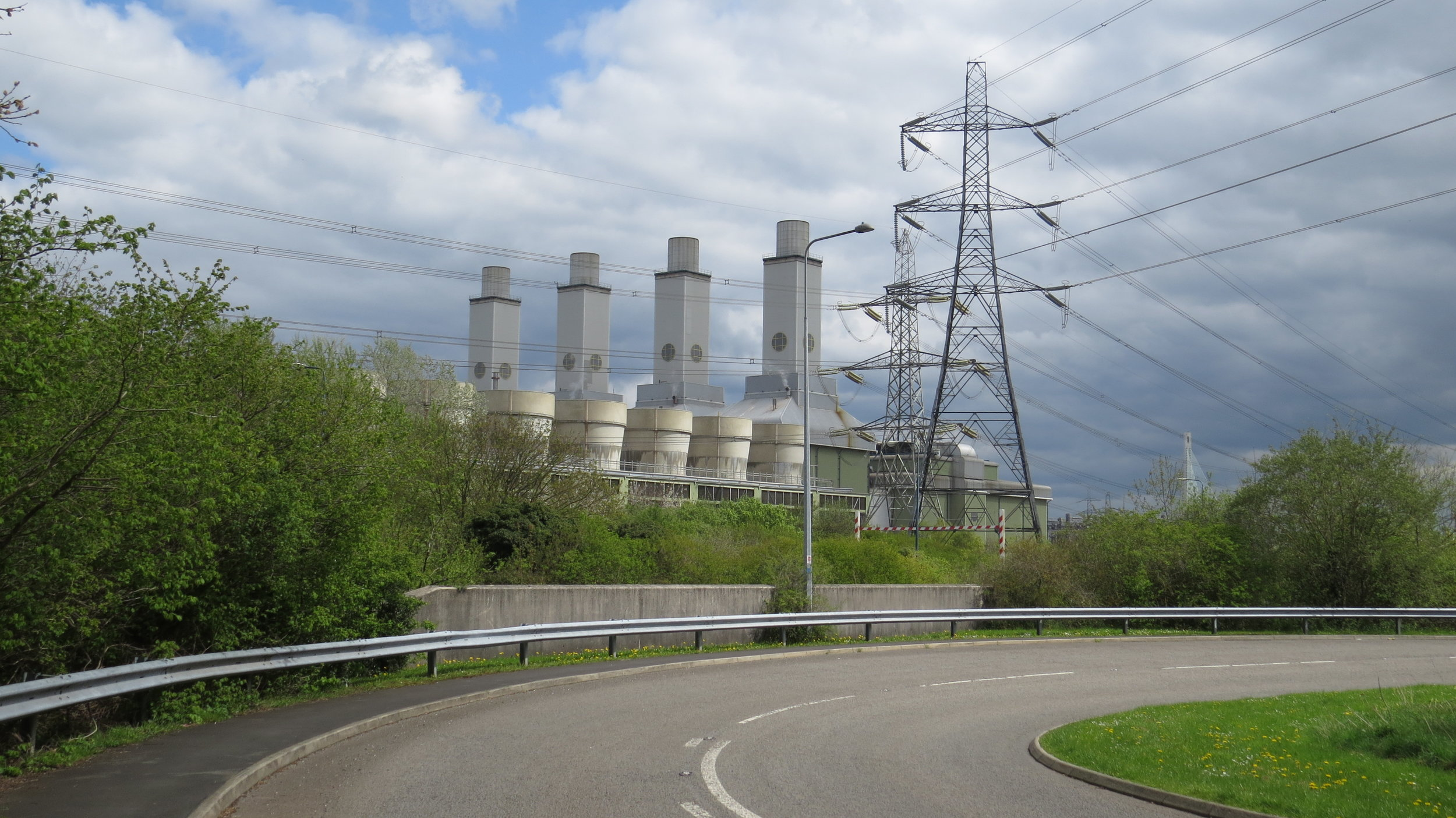 Connah's Quay Power Station