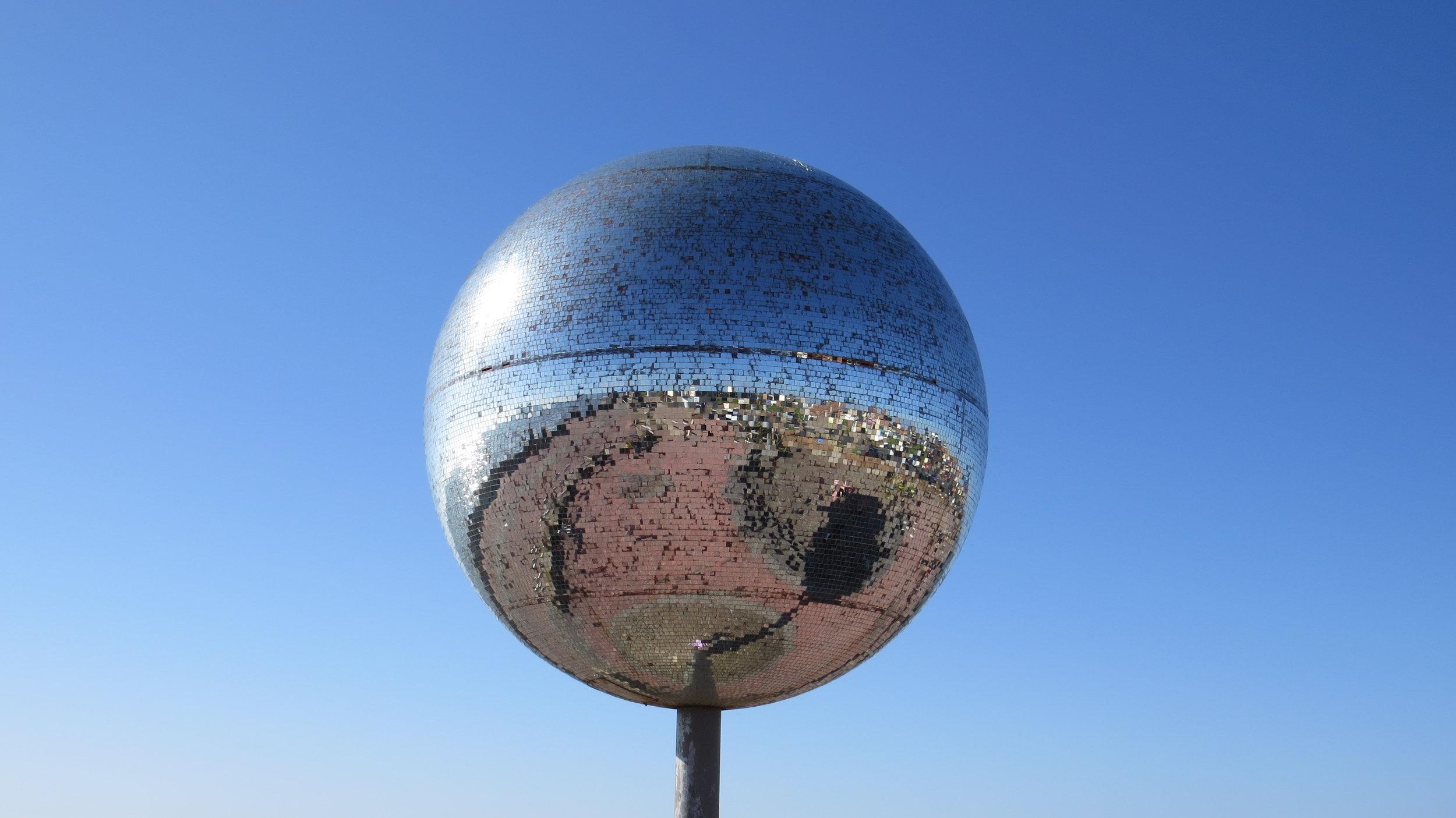 Glitter Ball Blackpool