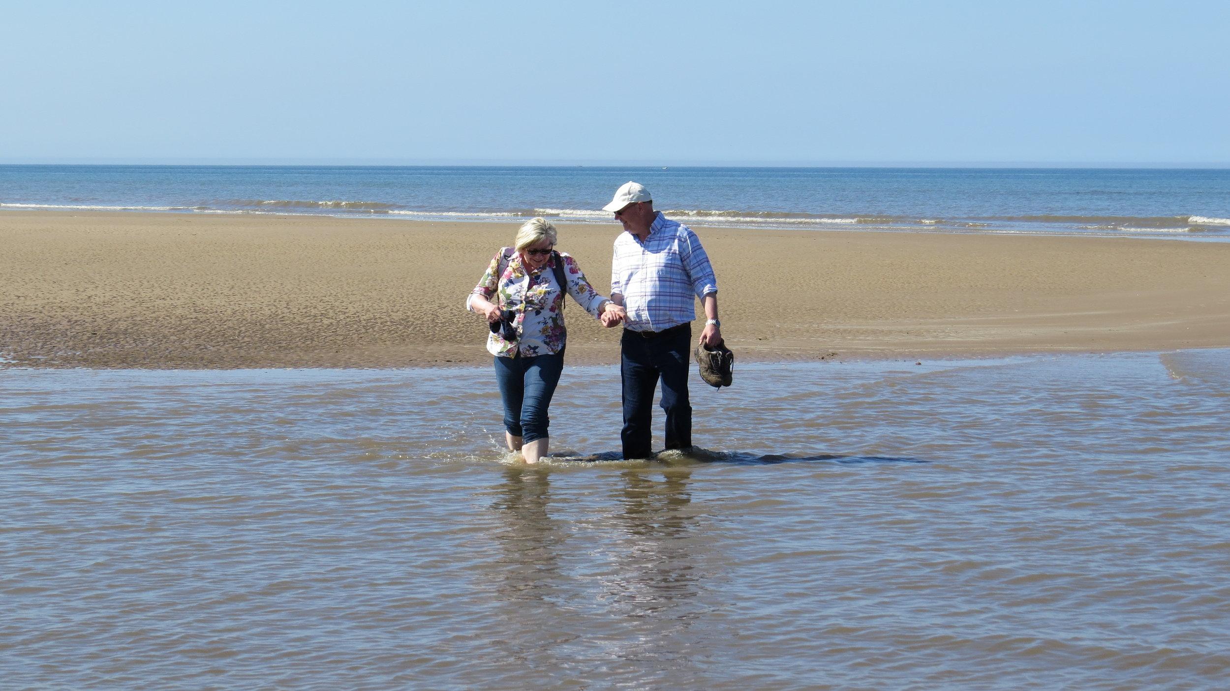 Misjudged the Tide