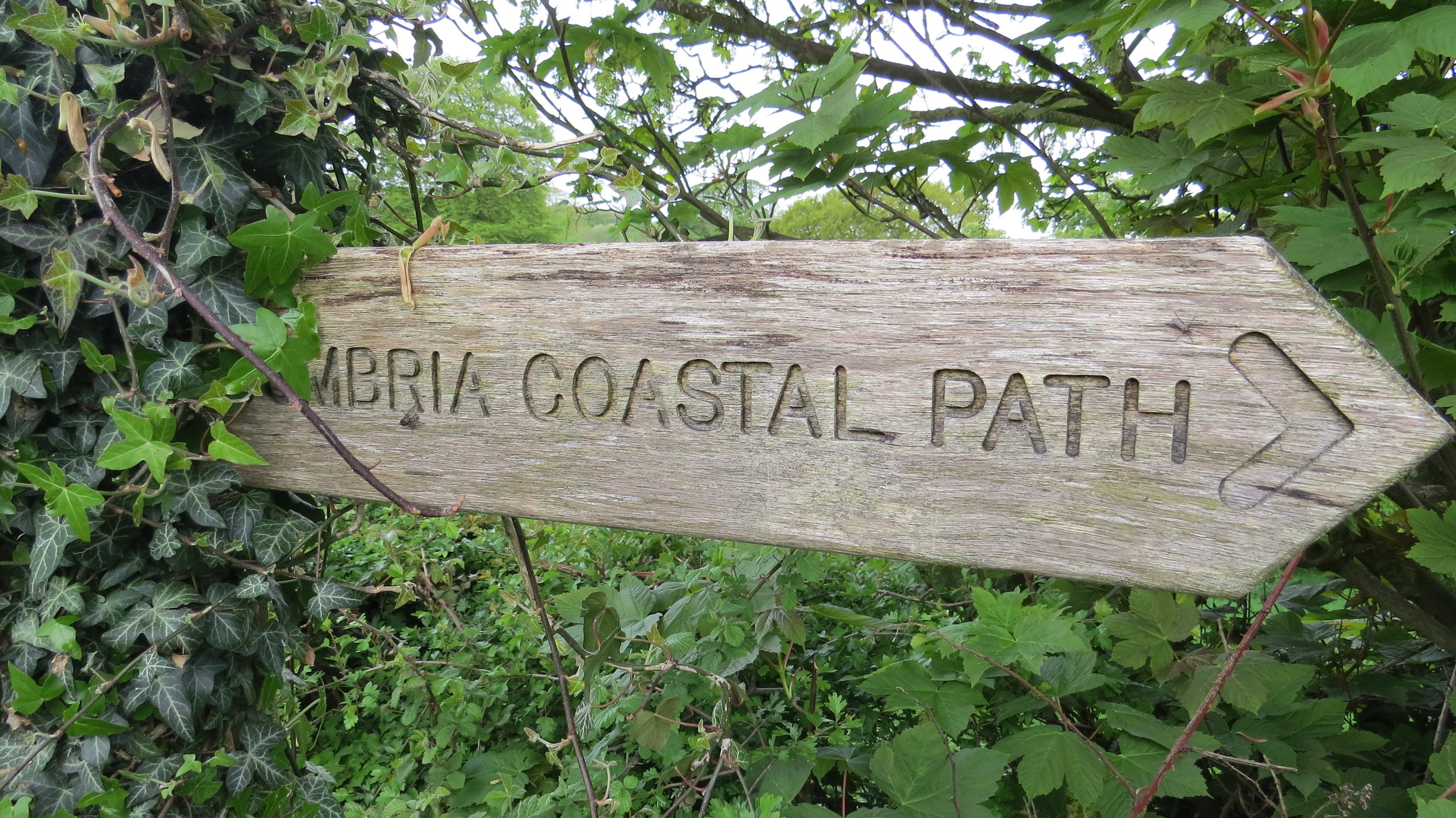 The Mysterious Cumbria Coastal Way