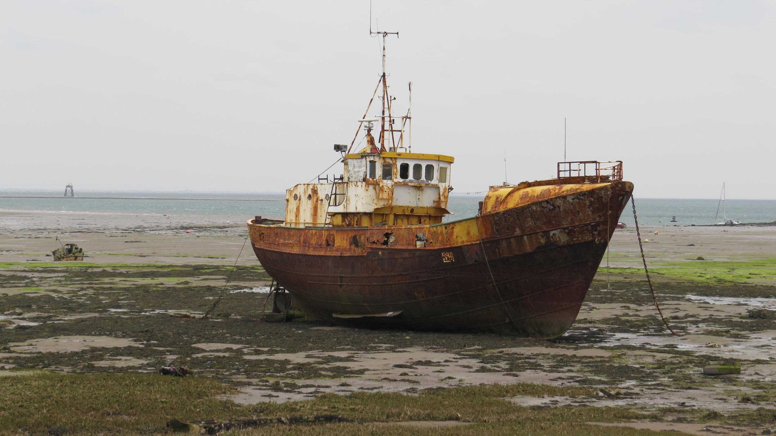 Wrecked Hull Roa