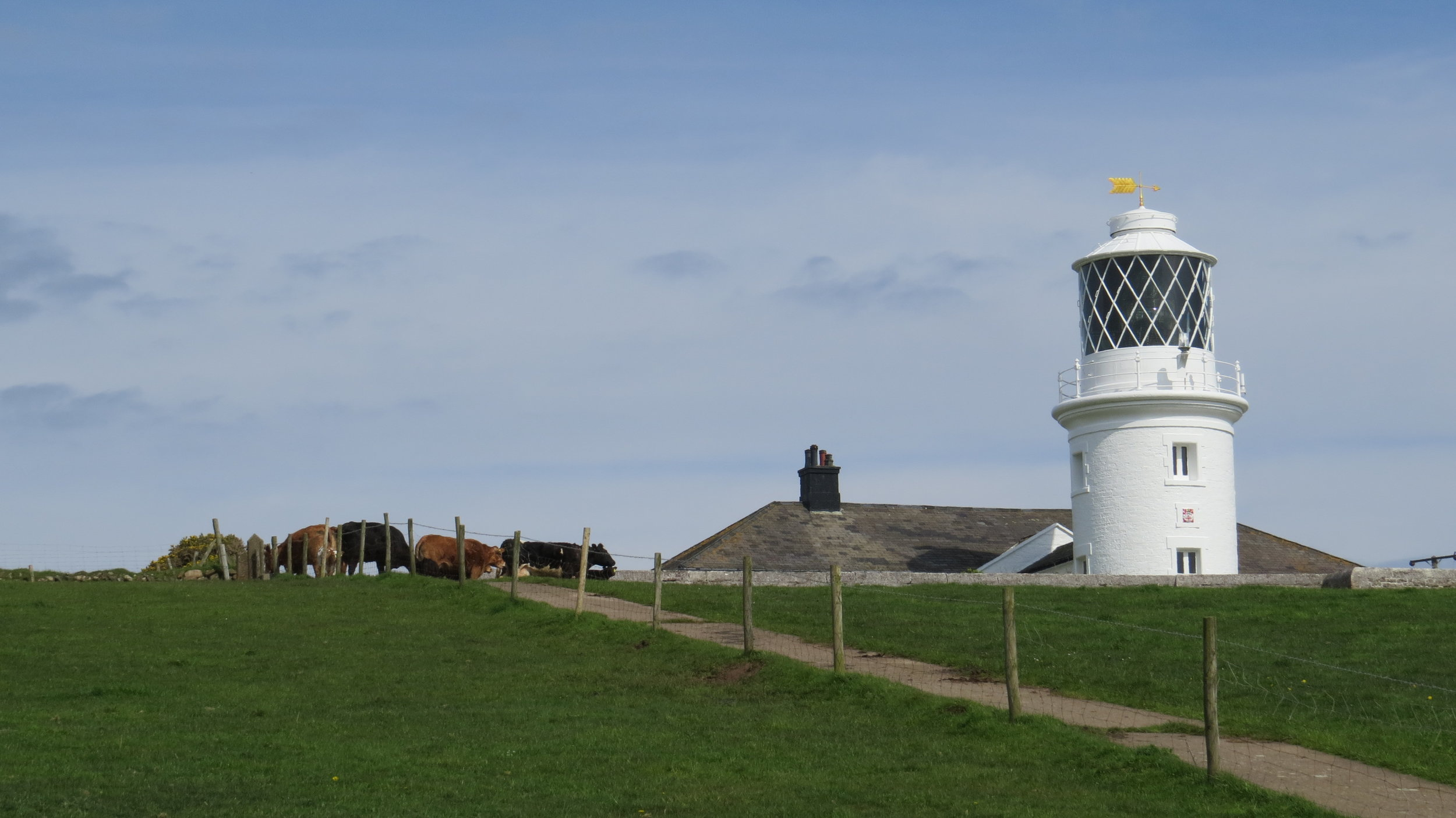 St Bees Lighthouse