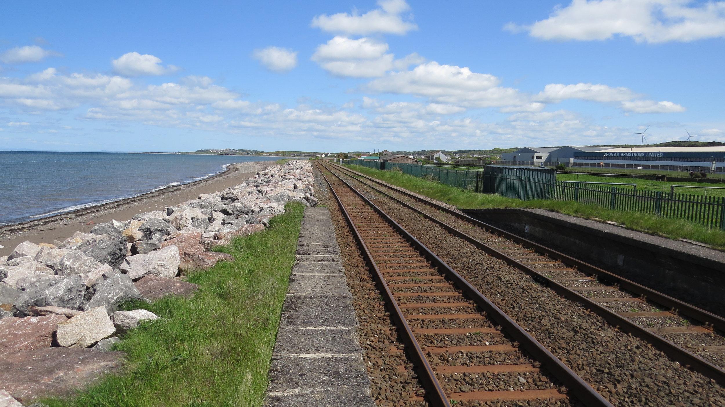 Coastal Train Line