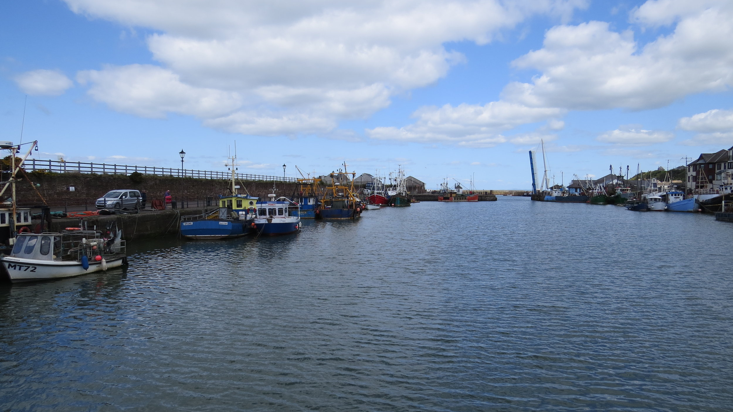 Maryport Fishing Harbour