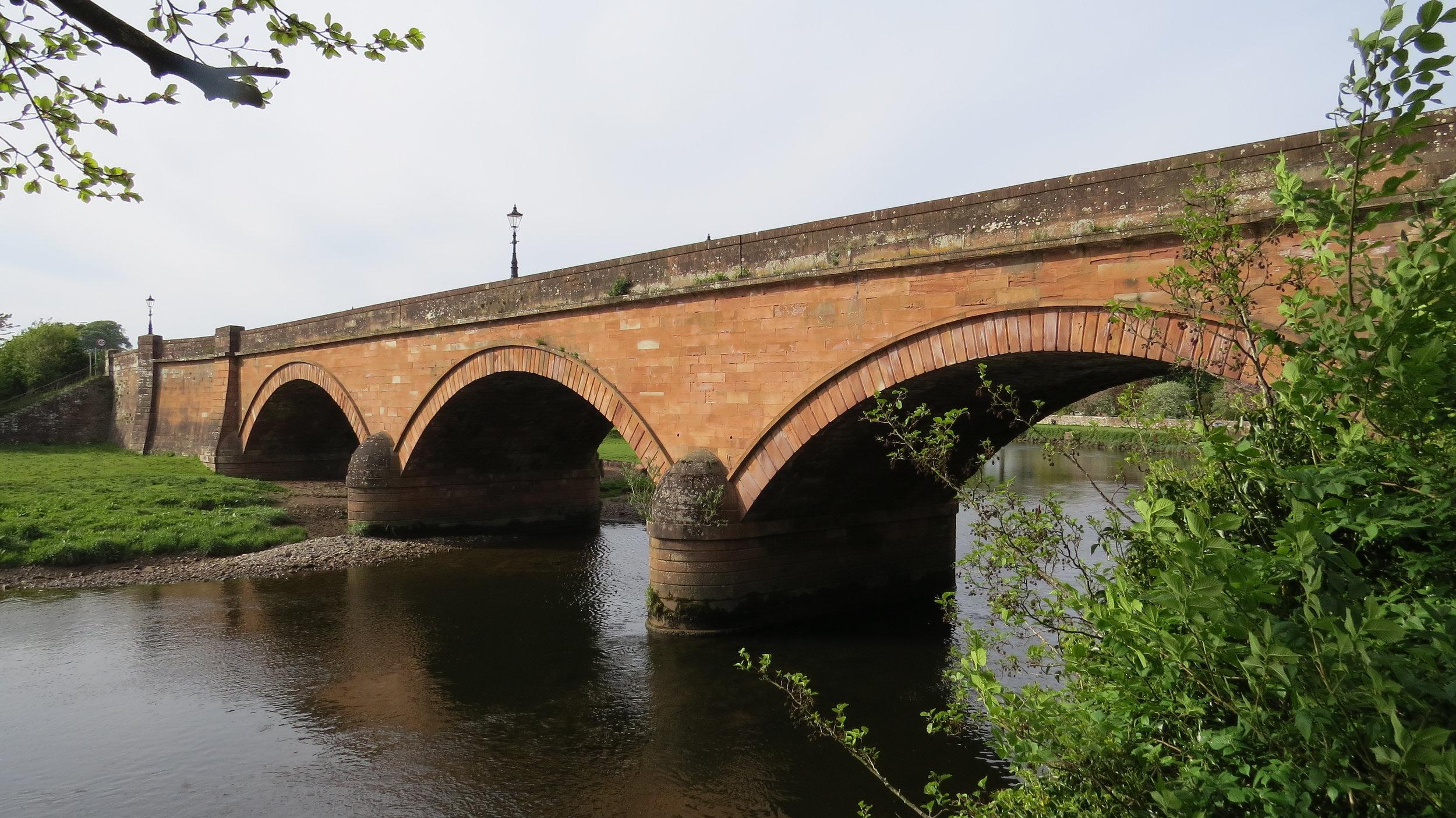 Annan Road Bridge