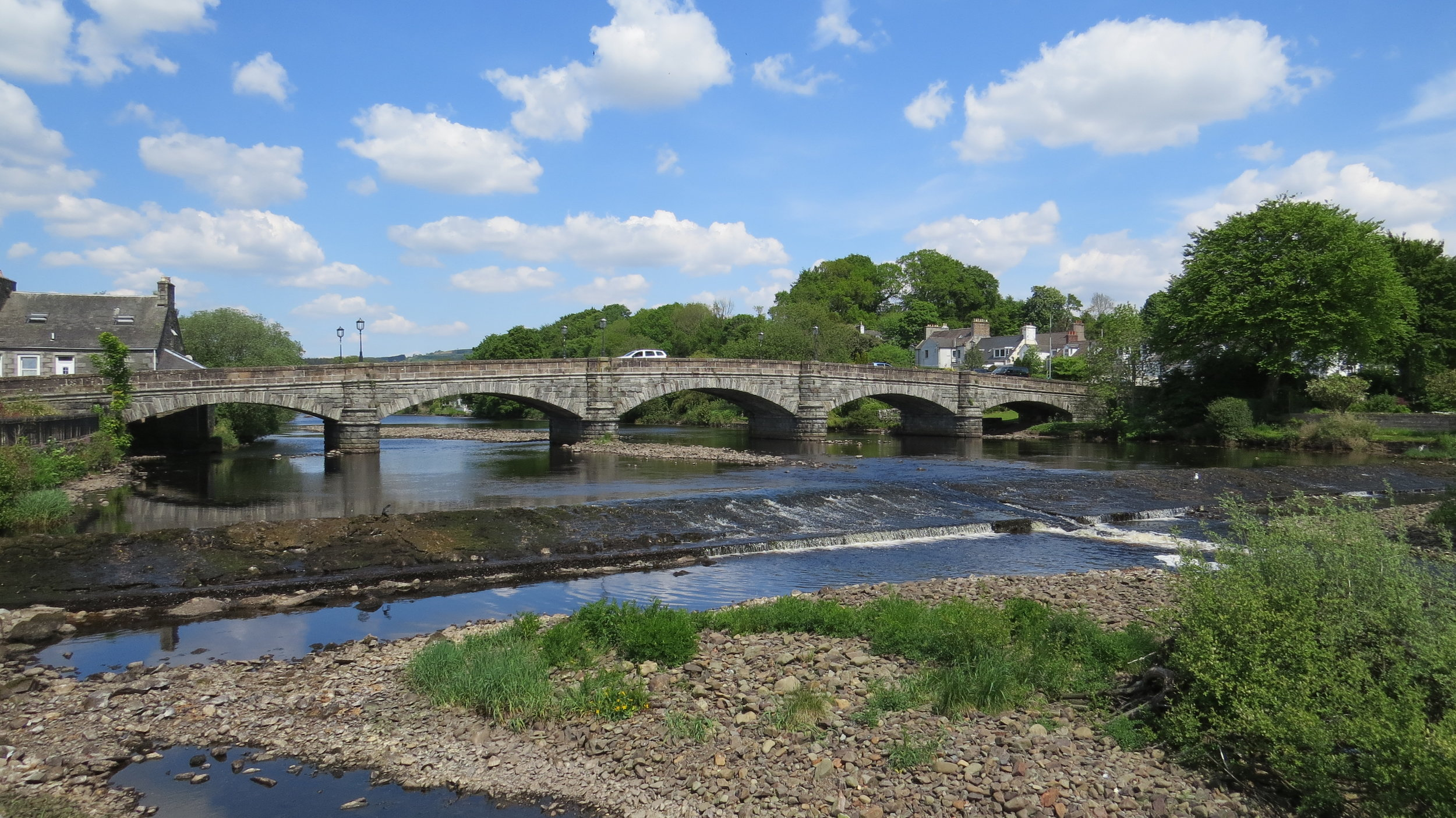 Arched Bridge Newton Stewart