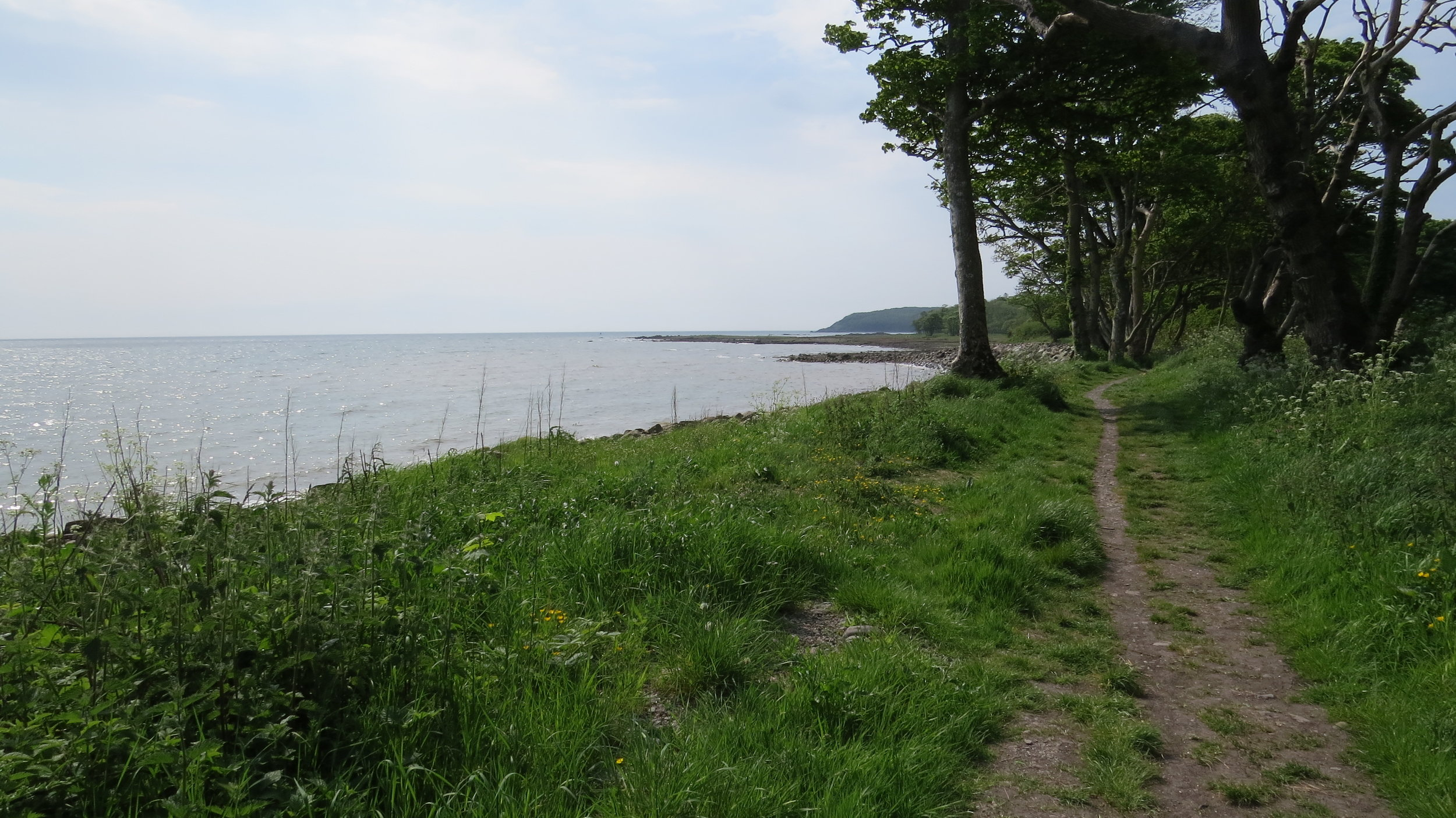 Path out of Garlieston