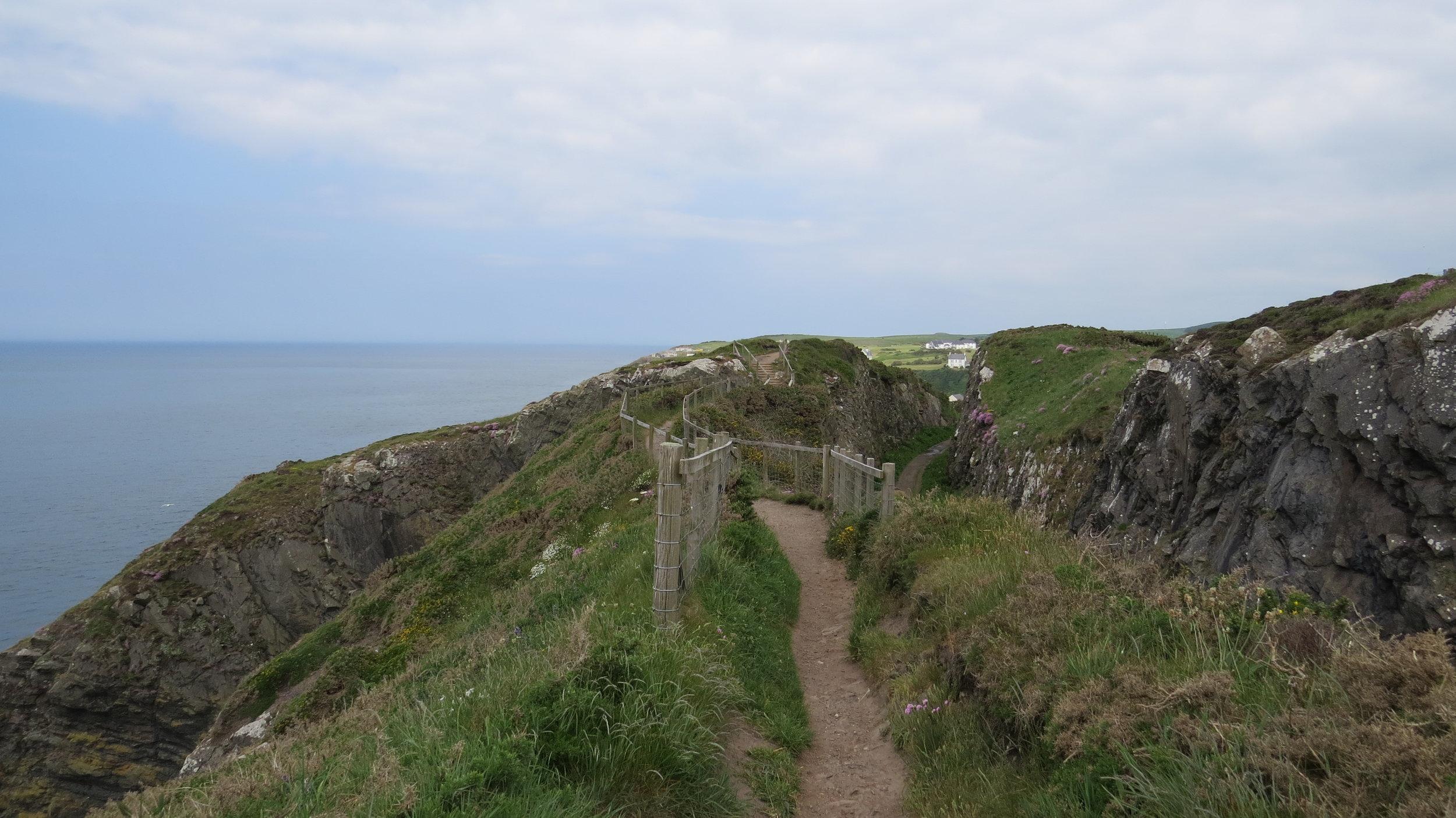 Path over Ridge