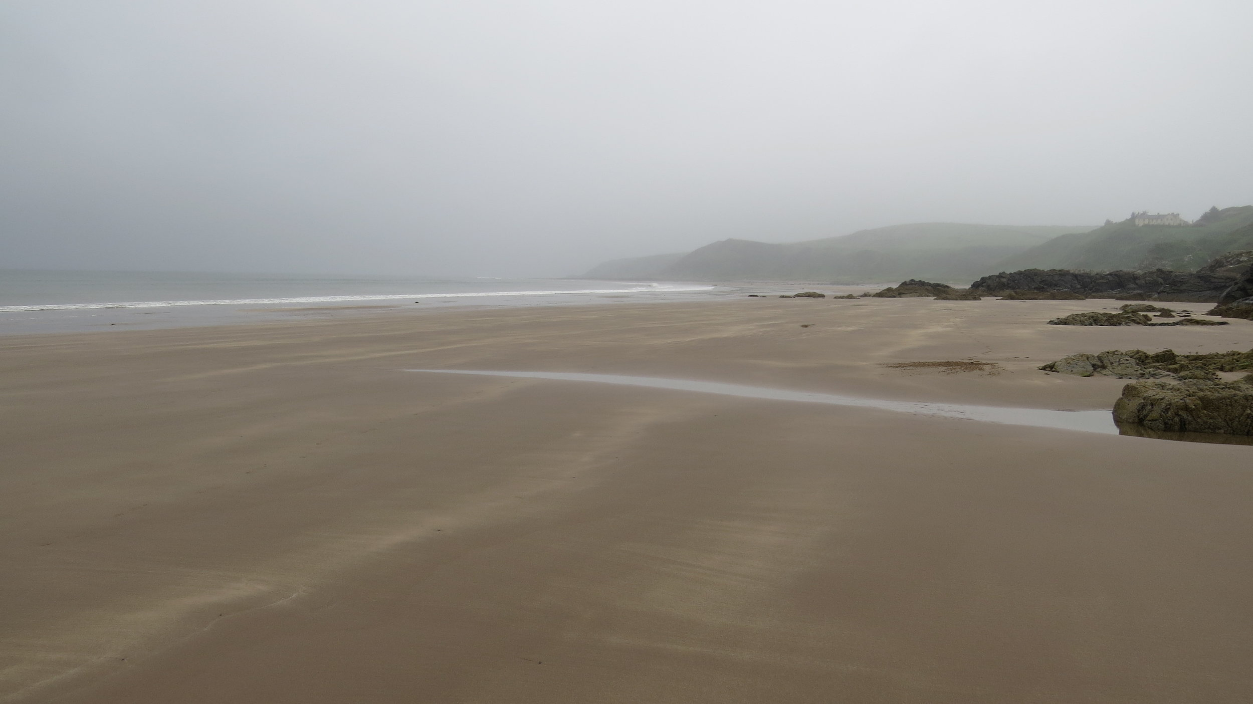 Murky Killantringan Bay