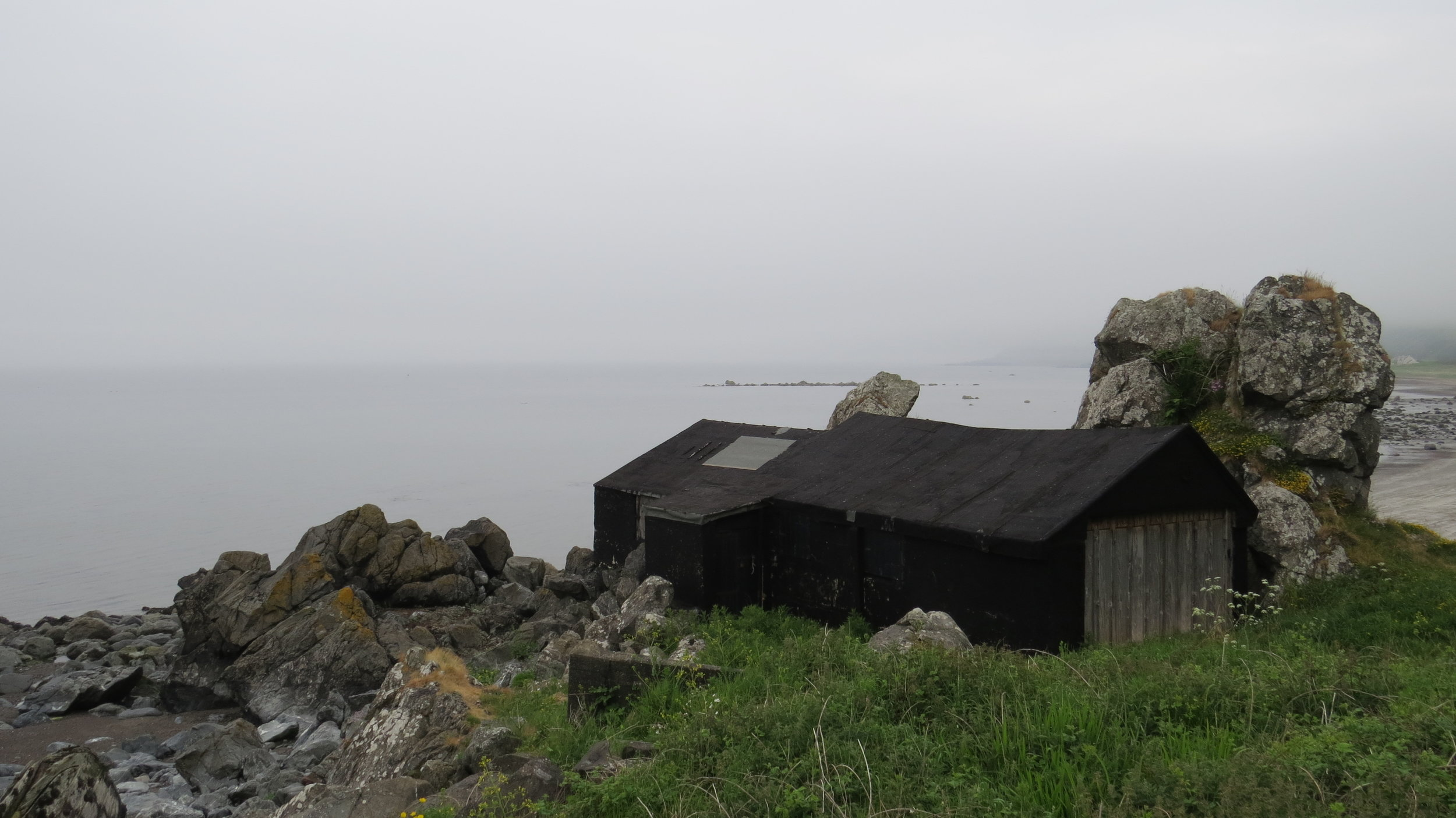 Interesting Hut