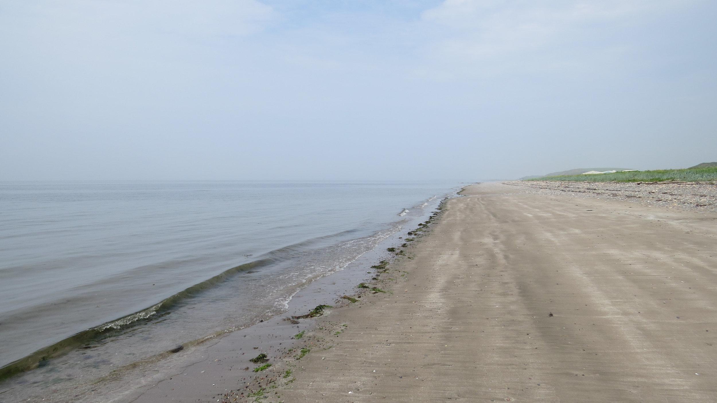Sands after Girvan