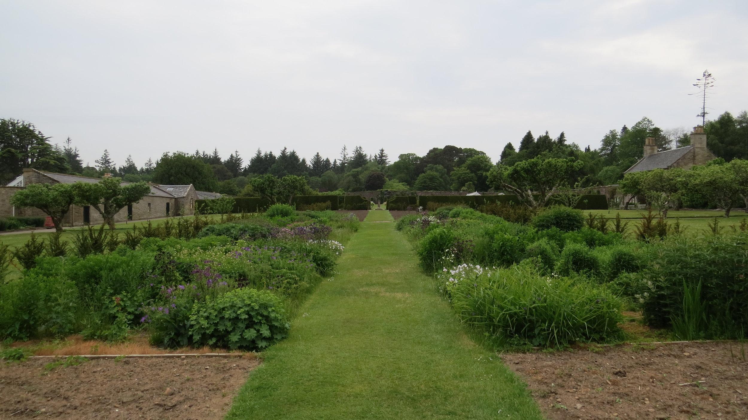 Culzean Walled Garden