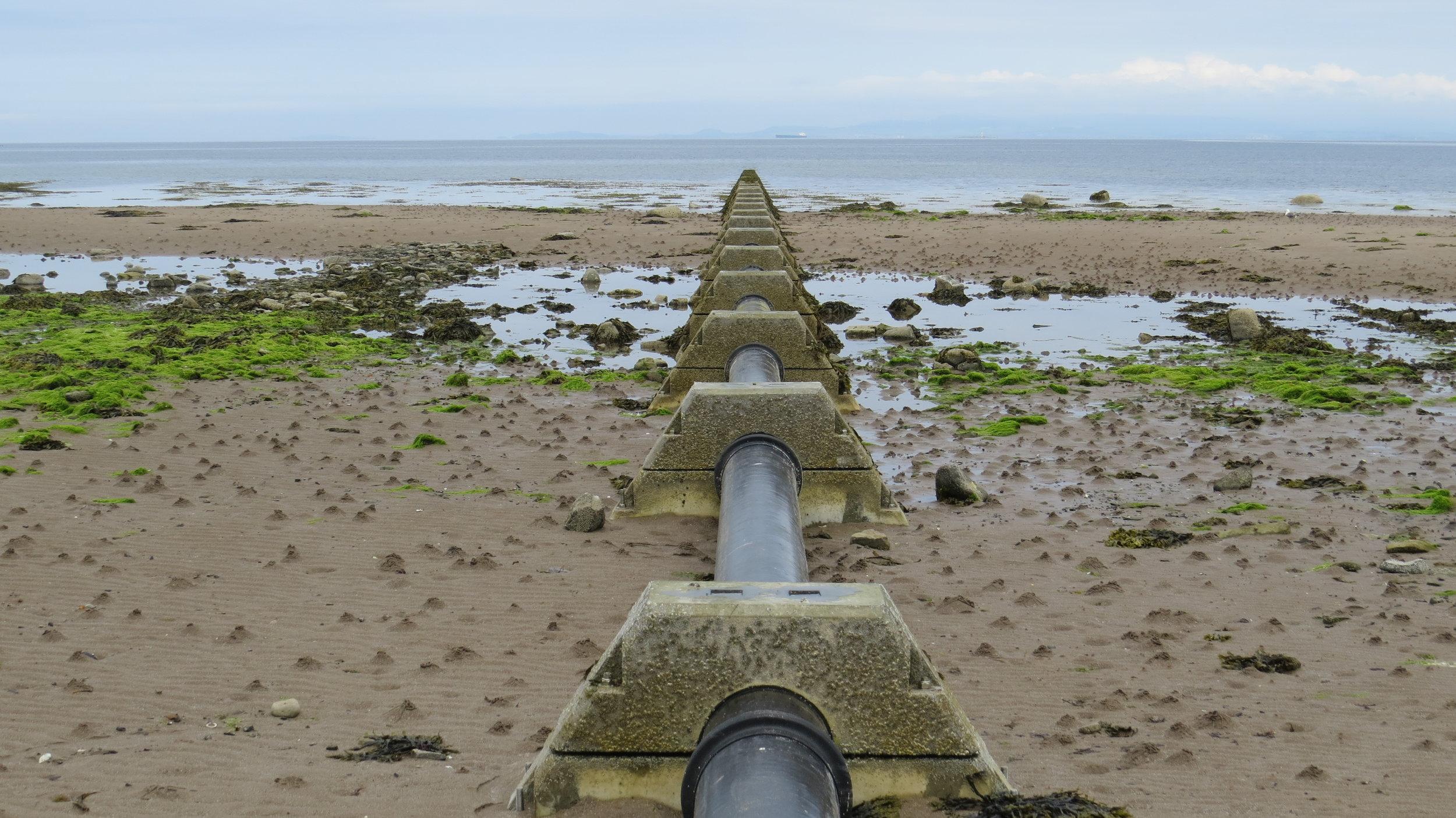 Beach Pipeline