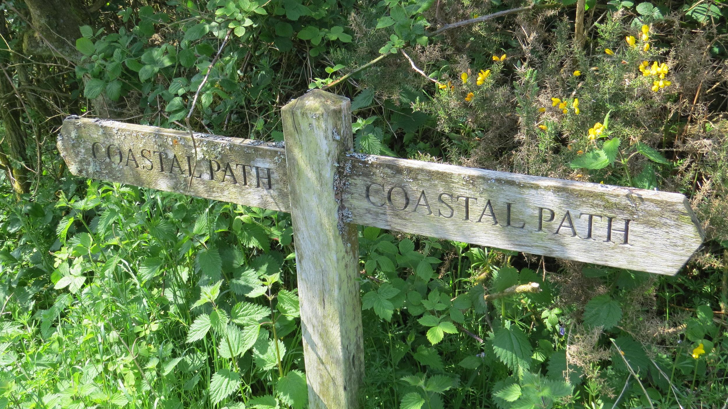 Which ways the Coast Path?