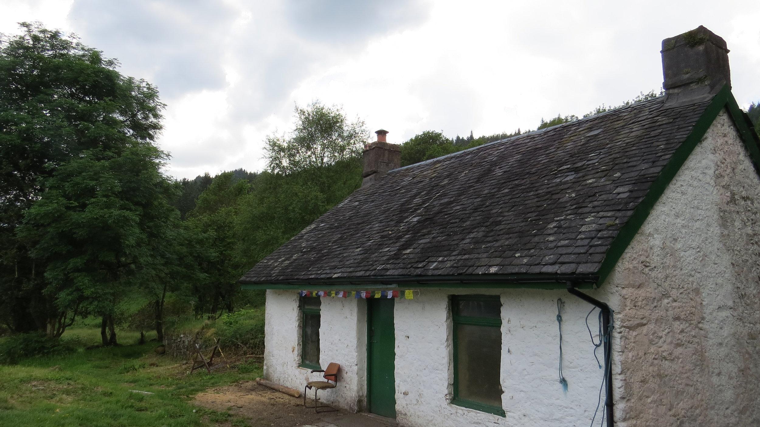 Mark Cottage Bothy