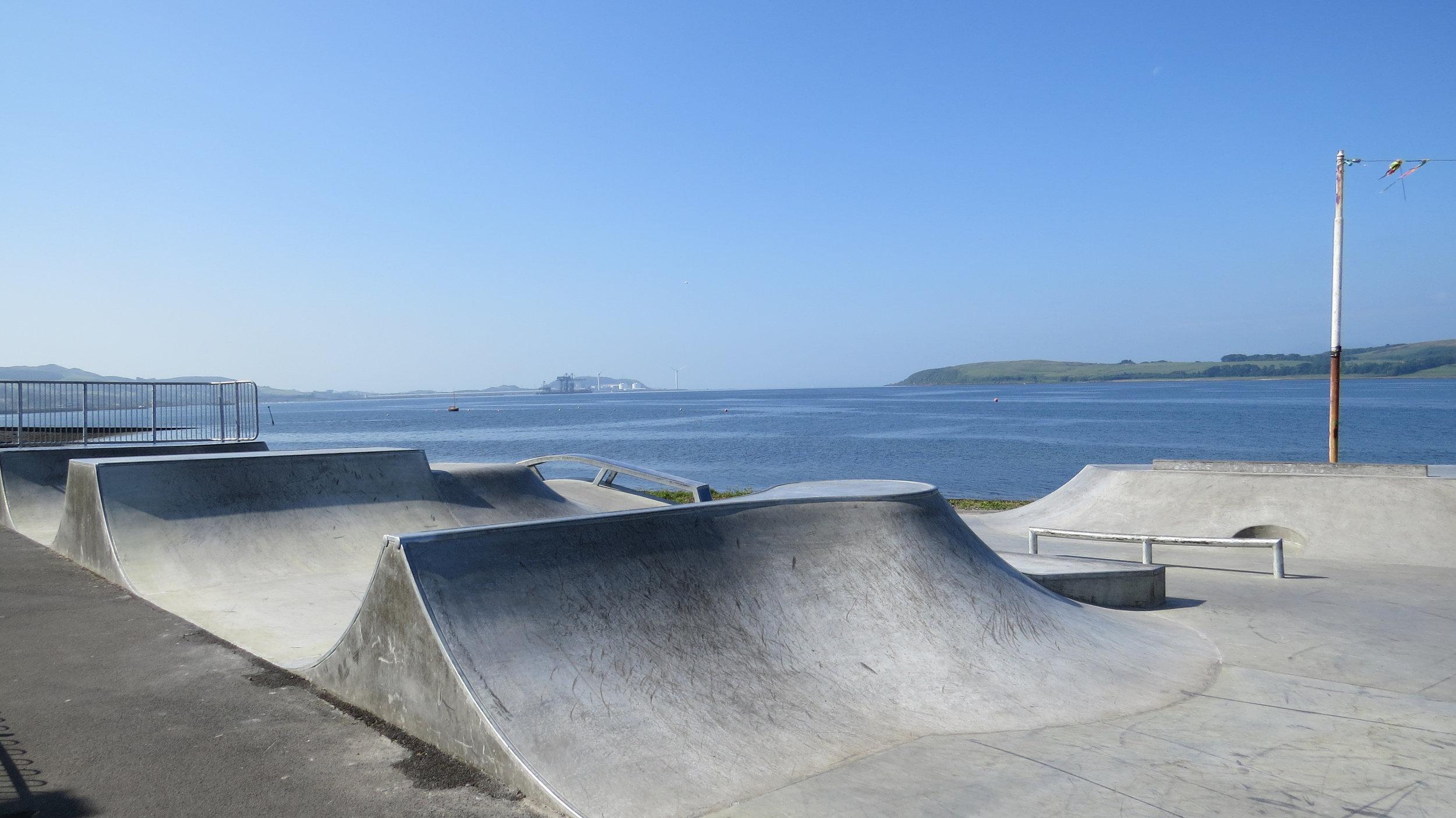 Scenic Skate Park