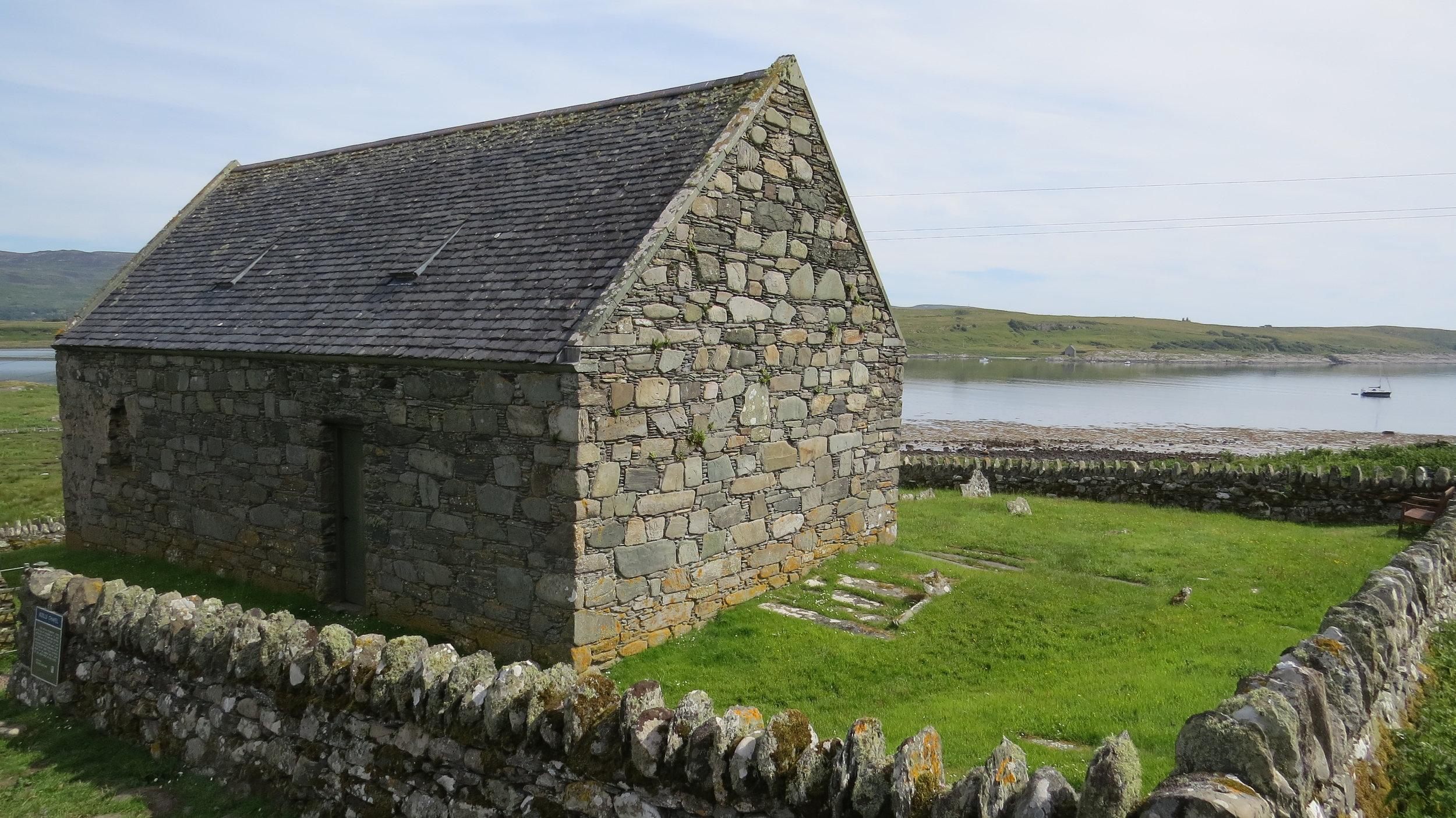 Keill's Chapel Outside
