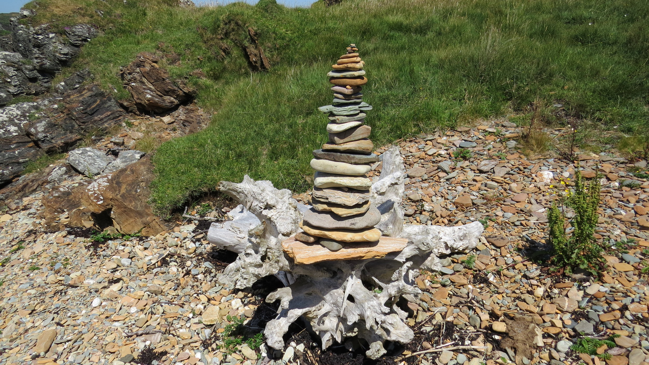 Great Rock Stack