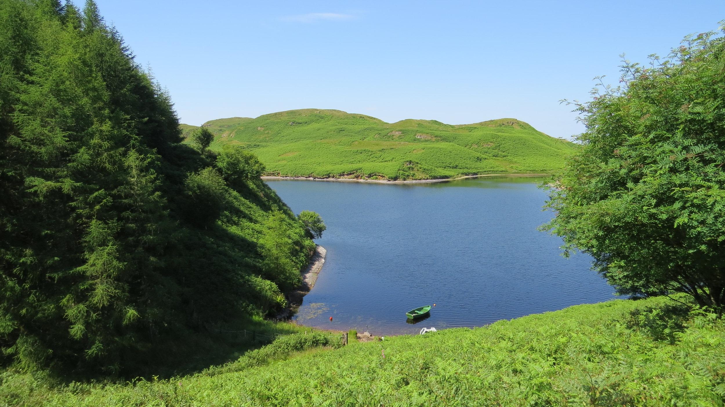 Loch Gleann (Reservoir)