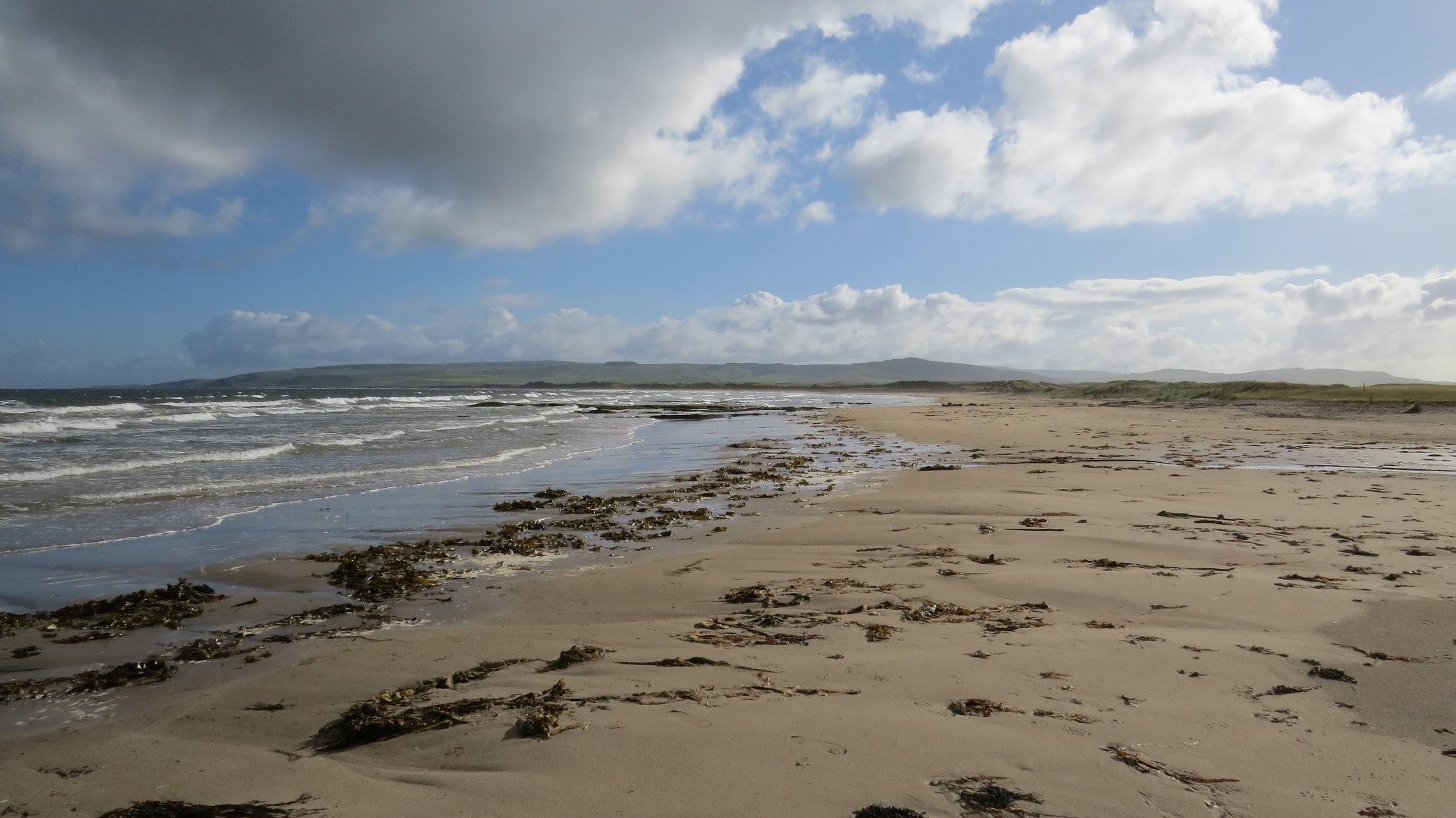 Machrihanish Sands